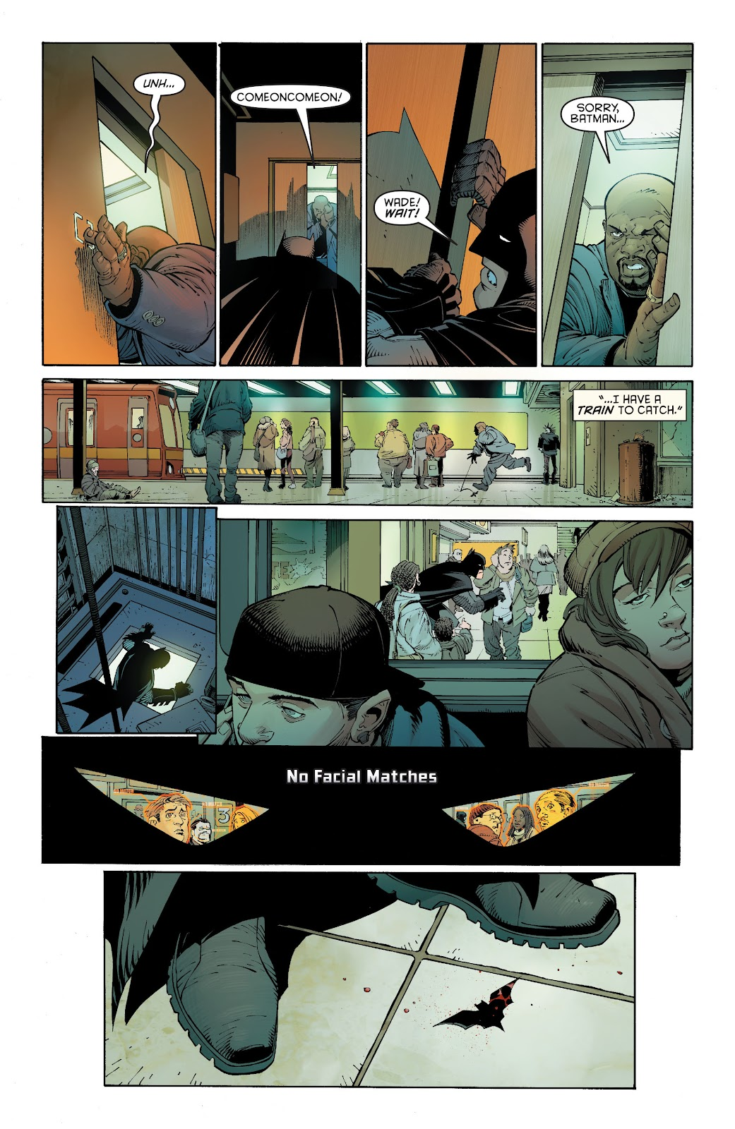 Batman (2011) Issue #19 #34 - English 16