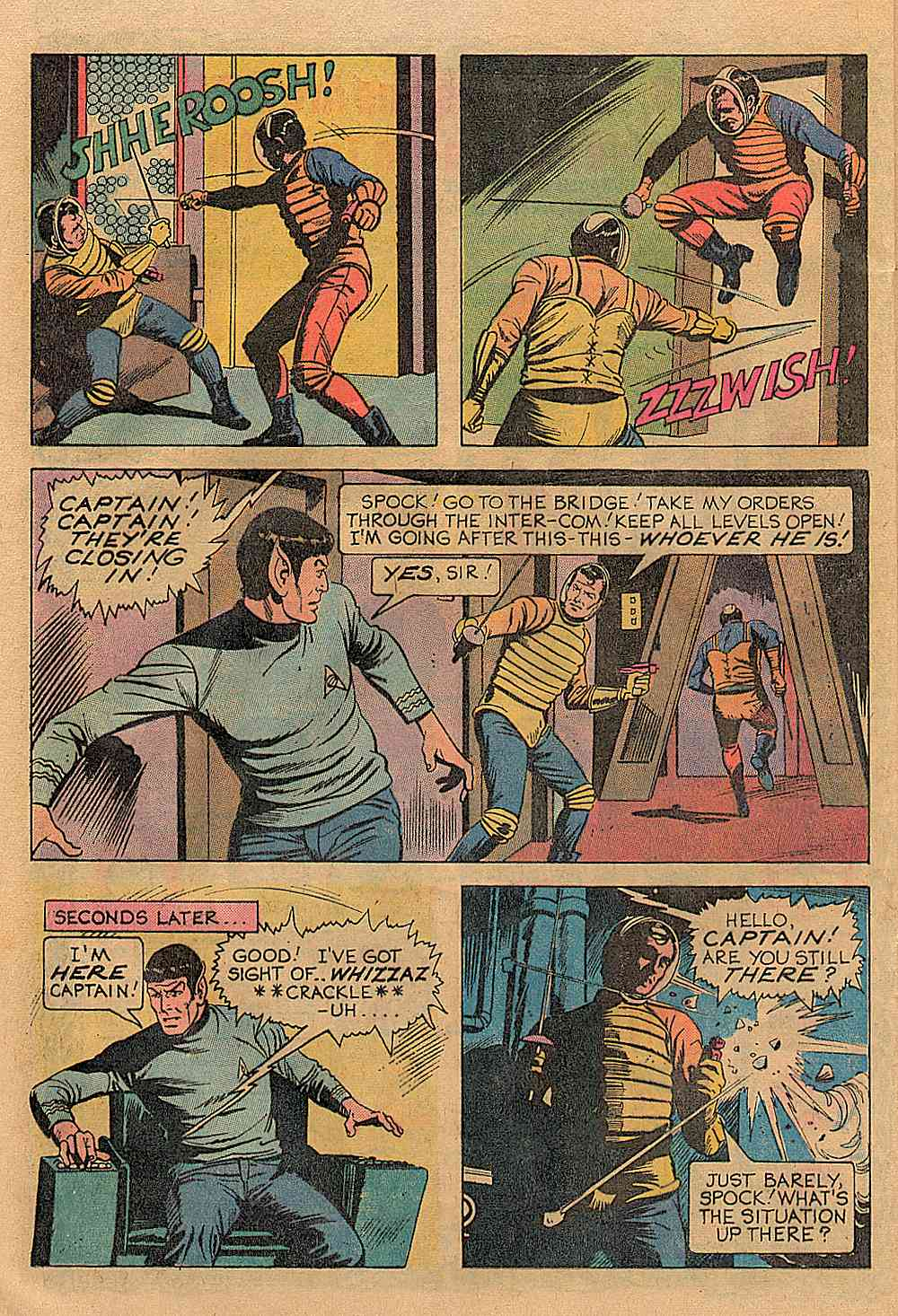 Star Trek (1967) Issue #33 #33 - English 18