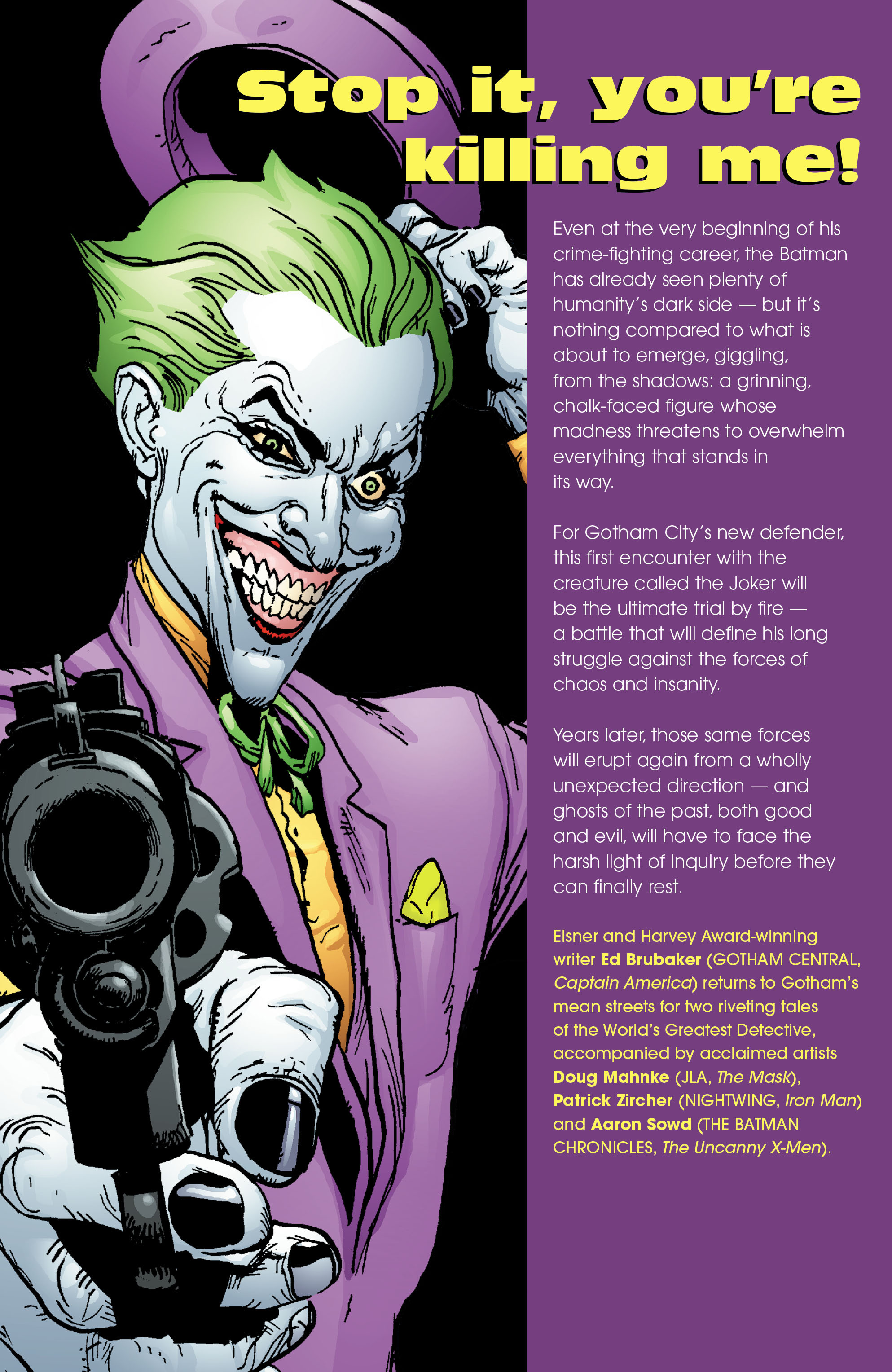 Batman: The Man Who Laughs chap 1 pic 144