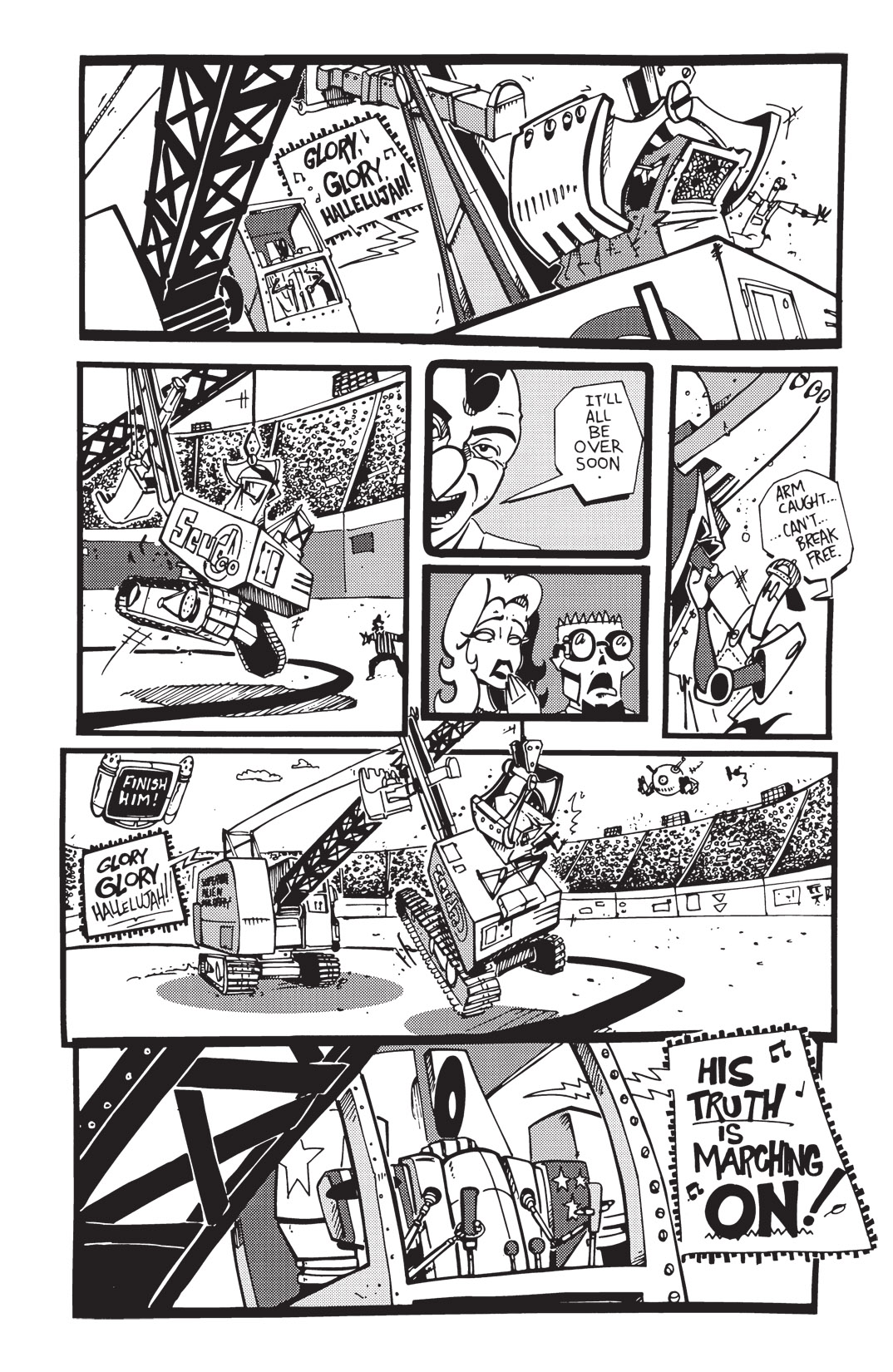 Read online Scud: The Disposable Assassin: The Whole Shebang comic -  Issue # TPB (Part 2) - 130