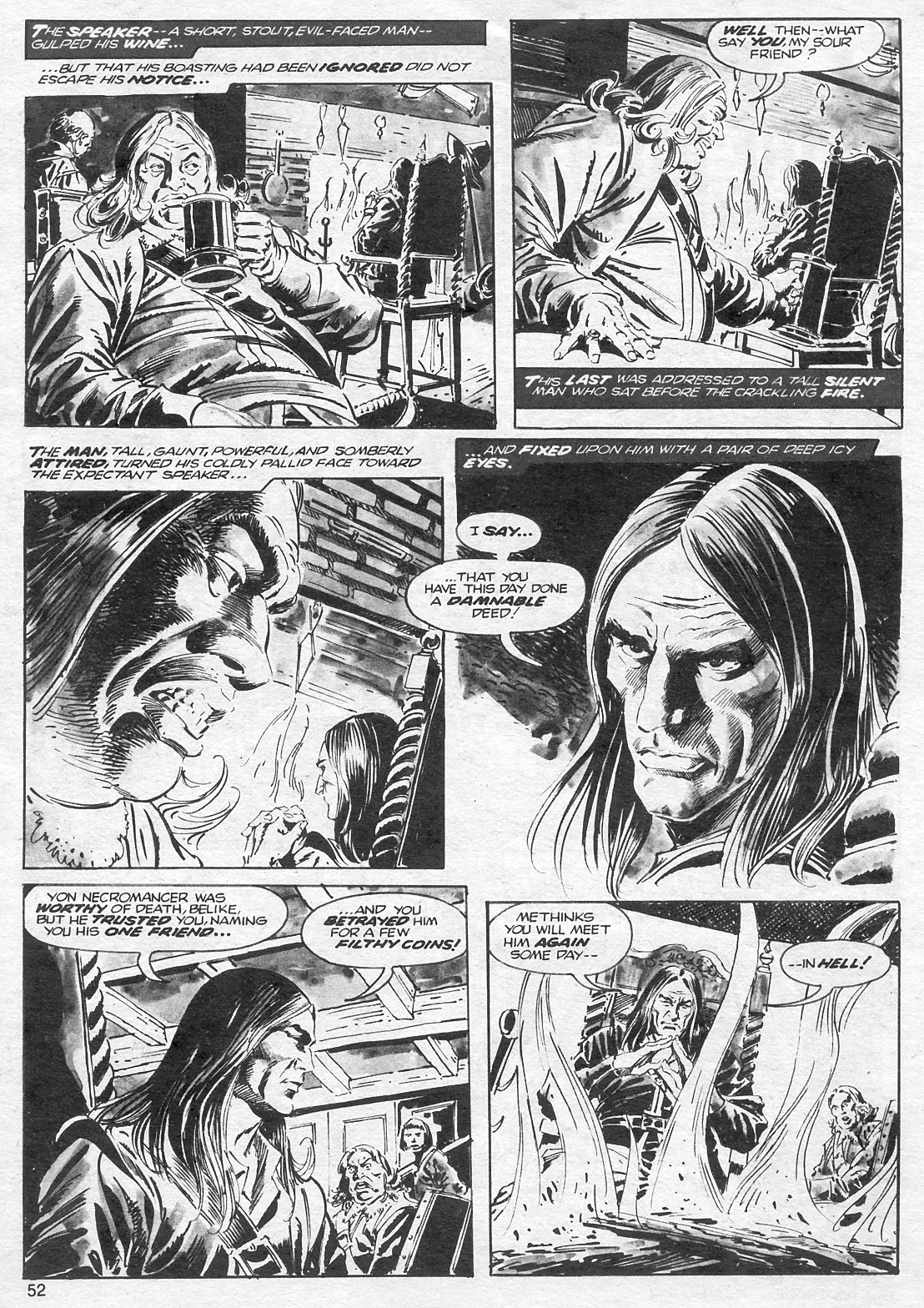 The Savage Sword Of Conan Issue #13 #14 - English 50