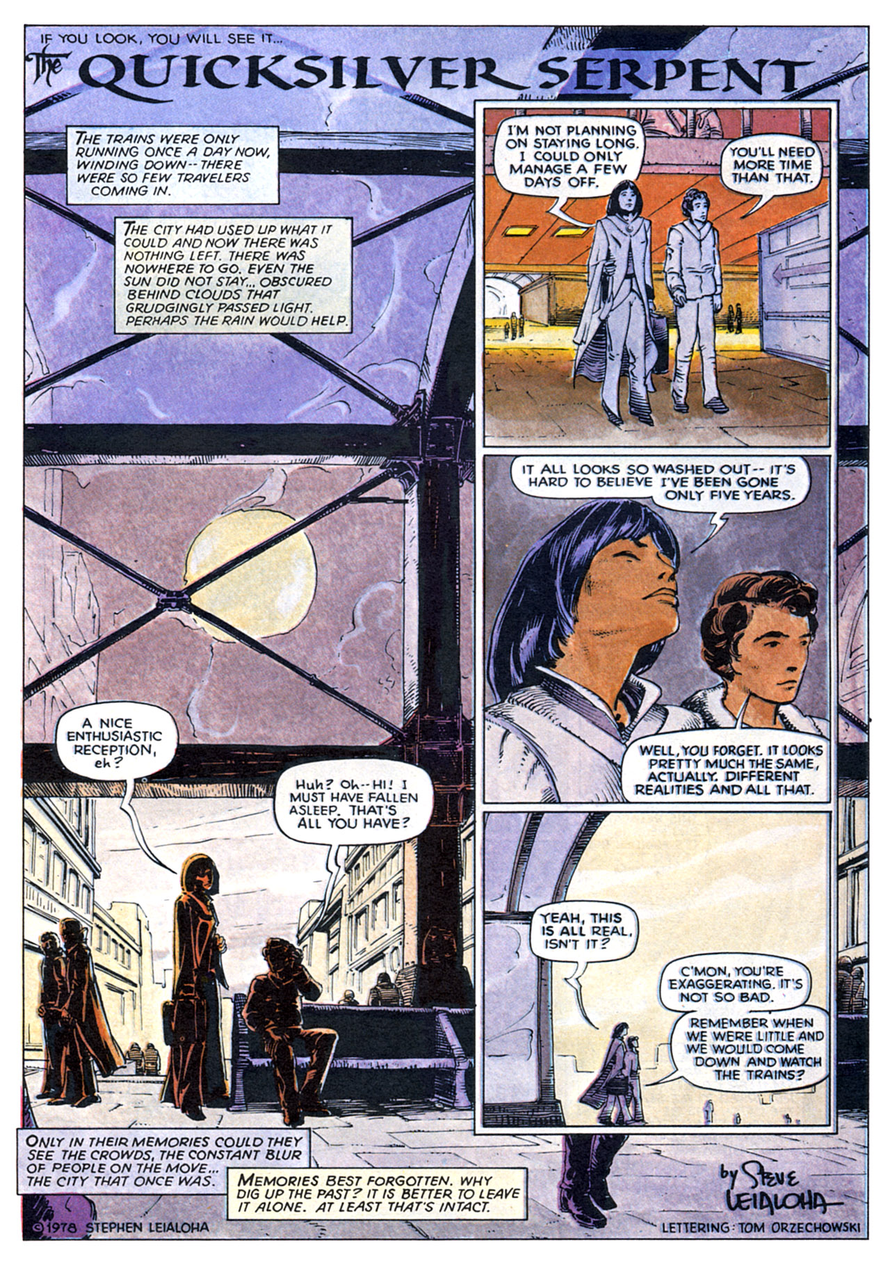 Read online Star*Reach comic -  Issue #13 - 18