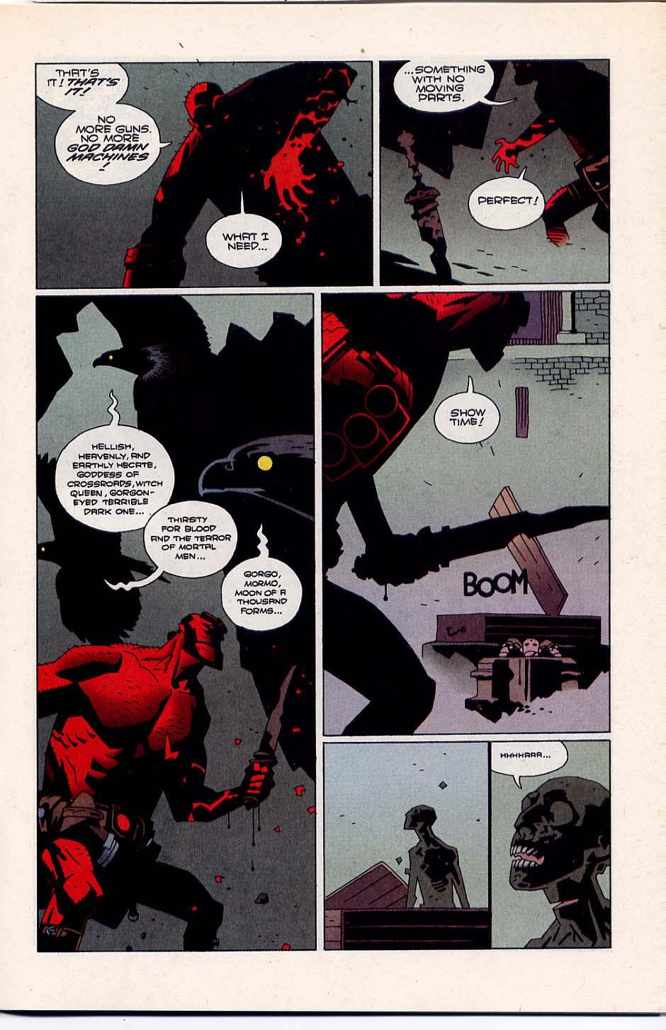 Hellboy: Wake the Devil Issue #3 #3 - English 5