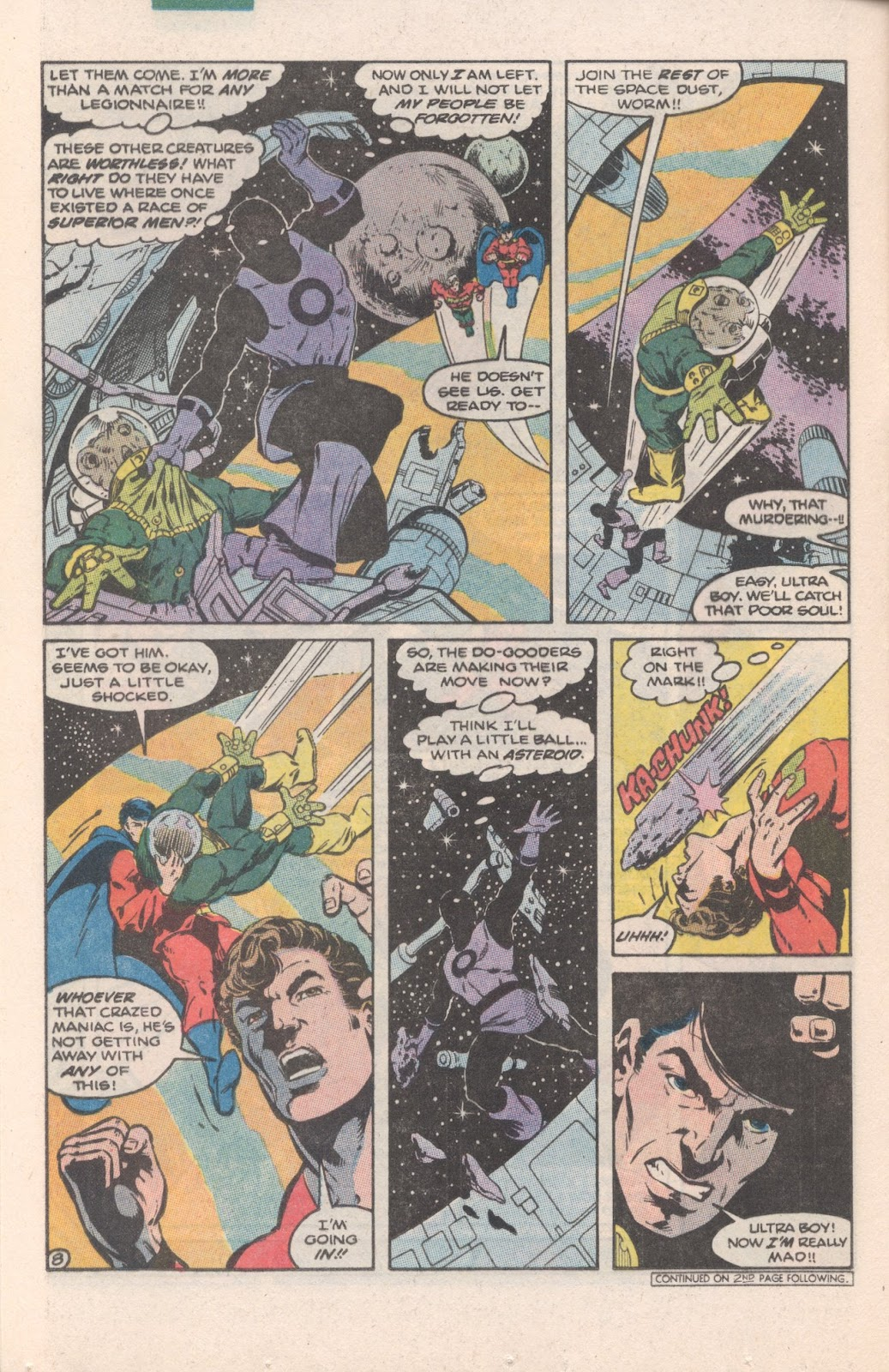 Tales of the Legion Issue #324 #11 - English 9