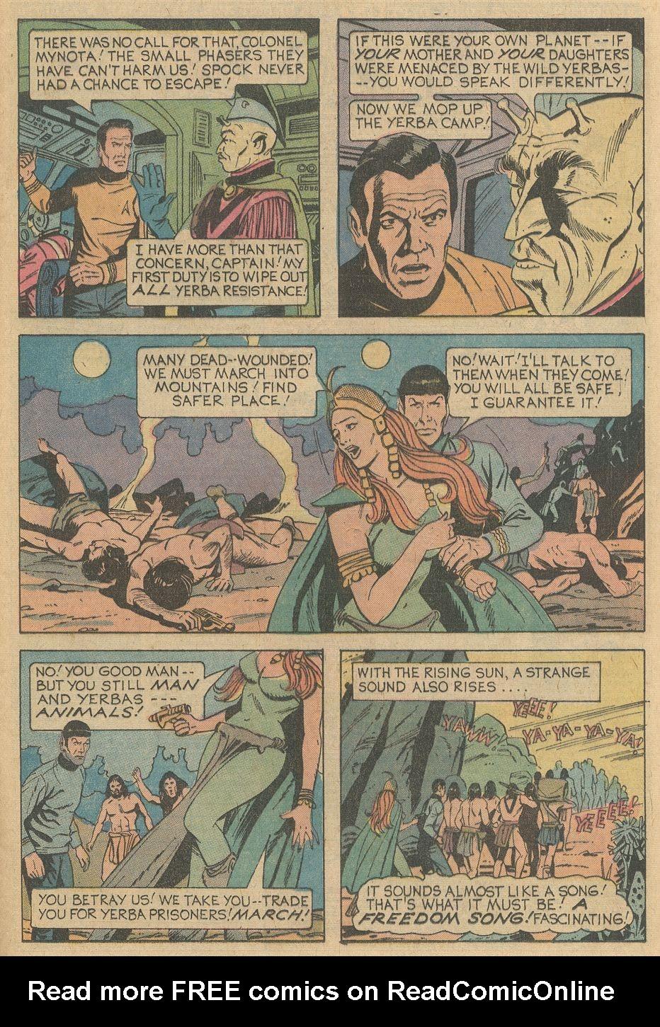 Star Trek (1967) Issue #32 #32 - English 11