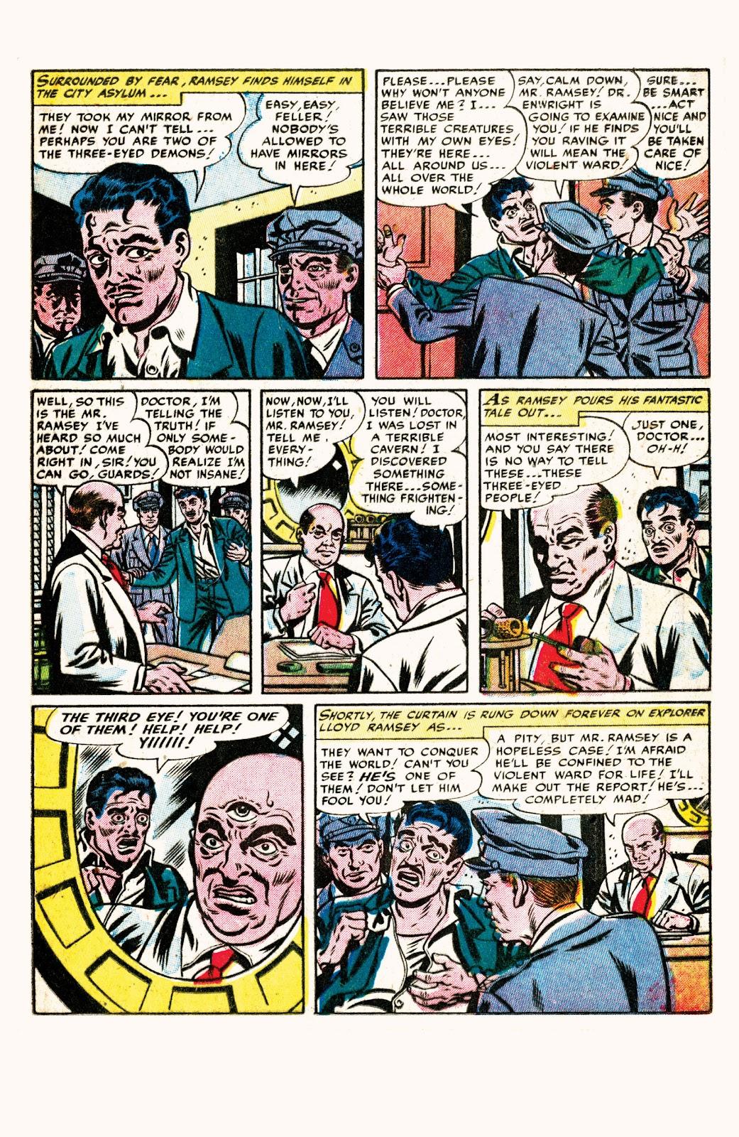 Haunted Horror Issue #6 #6 - English 47