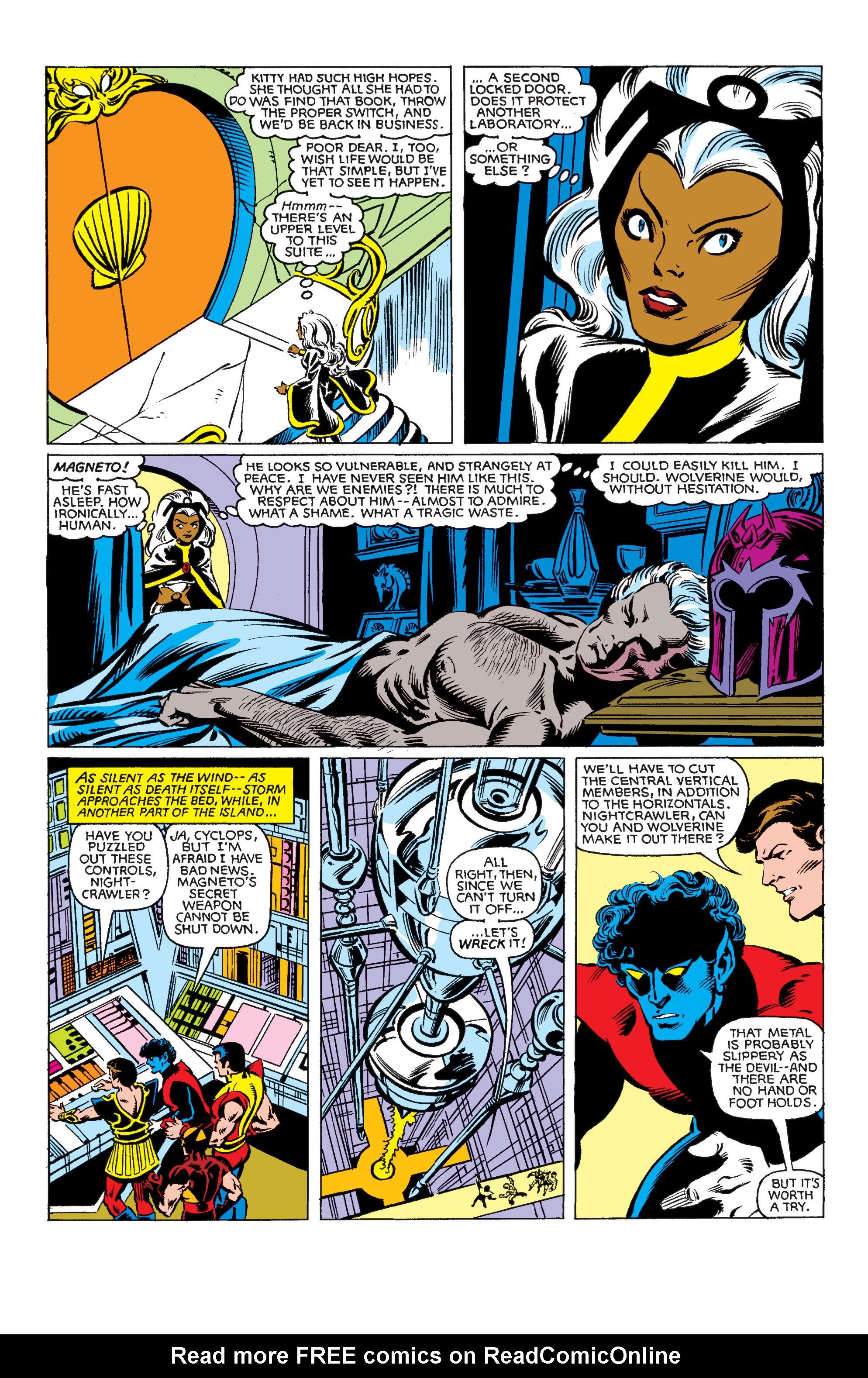Uncanny X-Men (1963) 150 Page 19