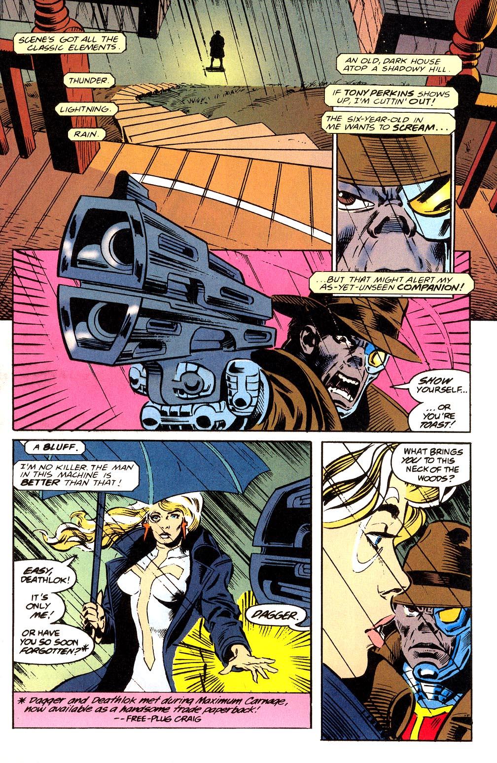Read online Secret Defenders comic -  Issue #23 - 4