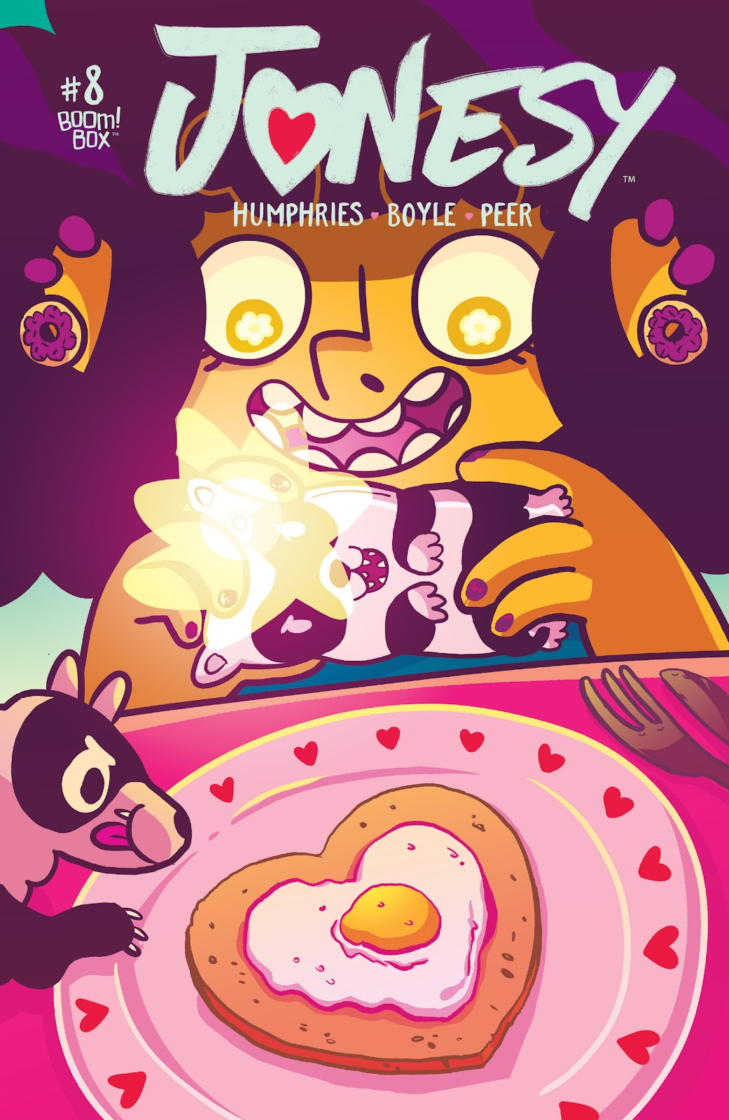 Jonesy Issue 8