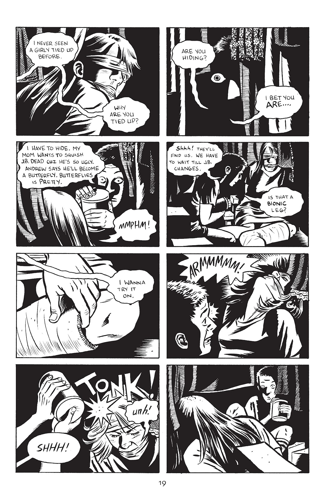 Stray Bullets Issue #28 #28 - English 21