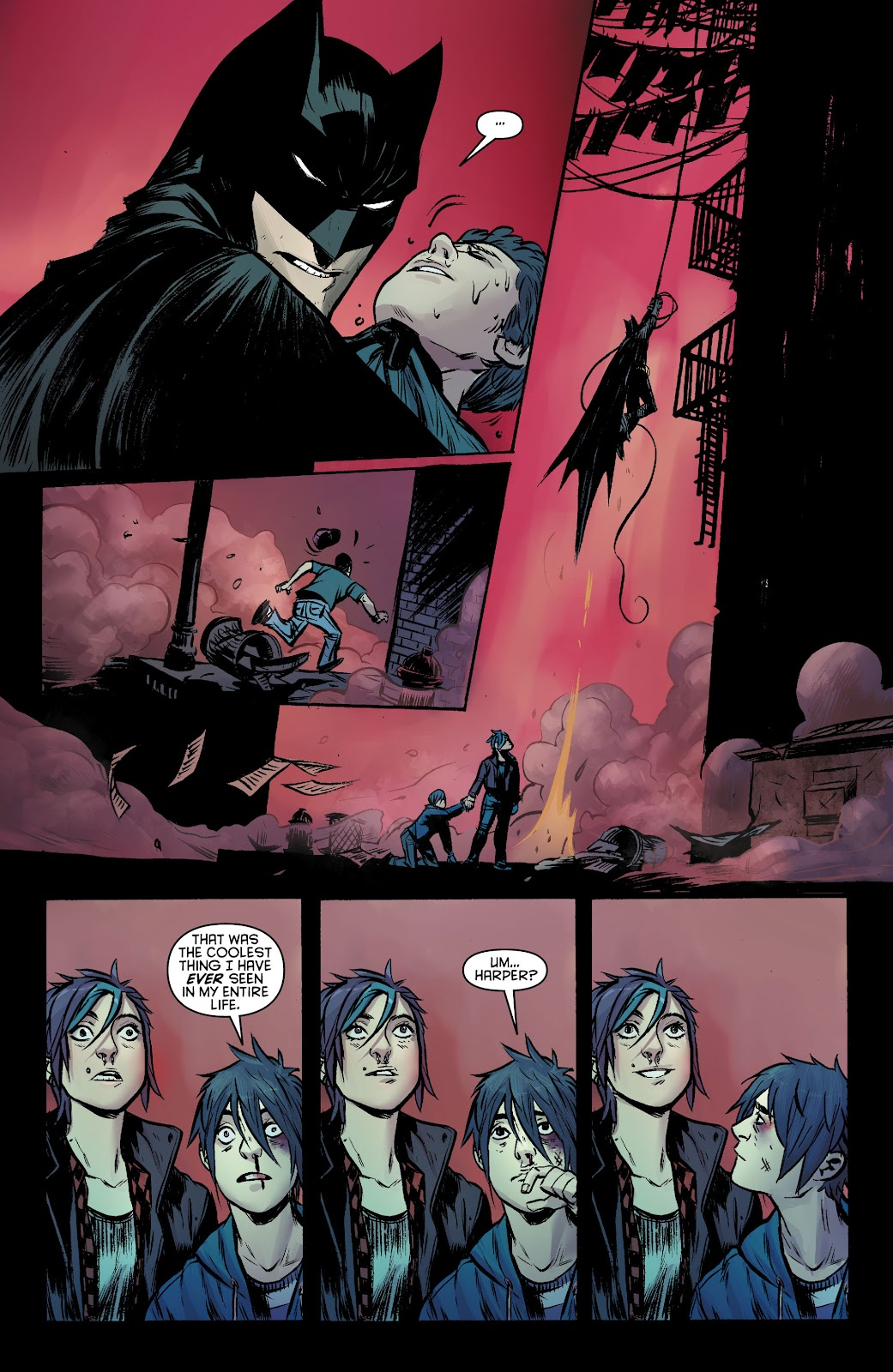 Batman (2011) Issue #12 #27 - English 16