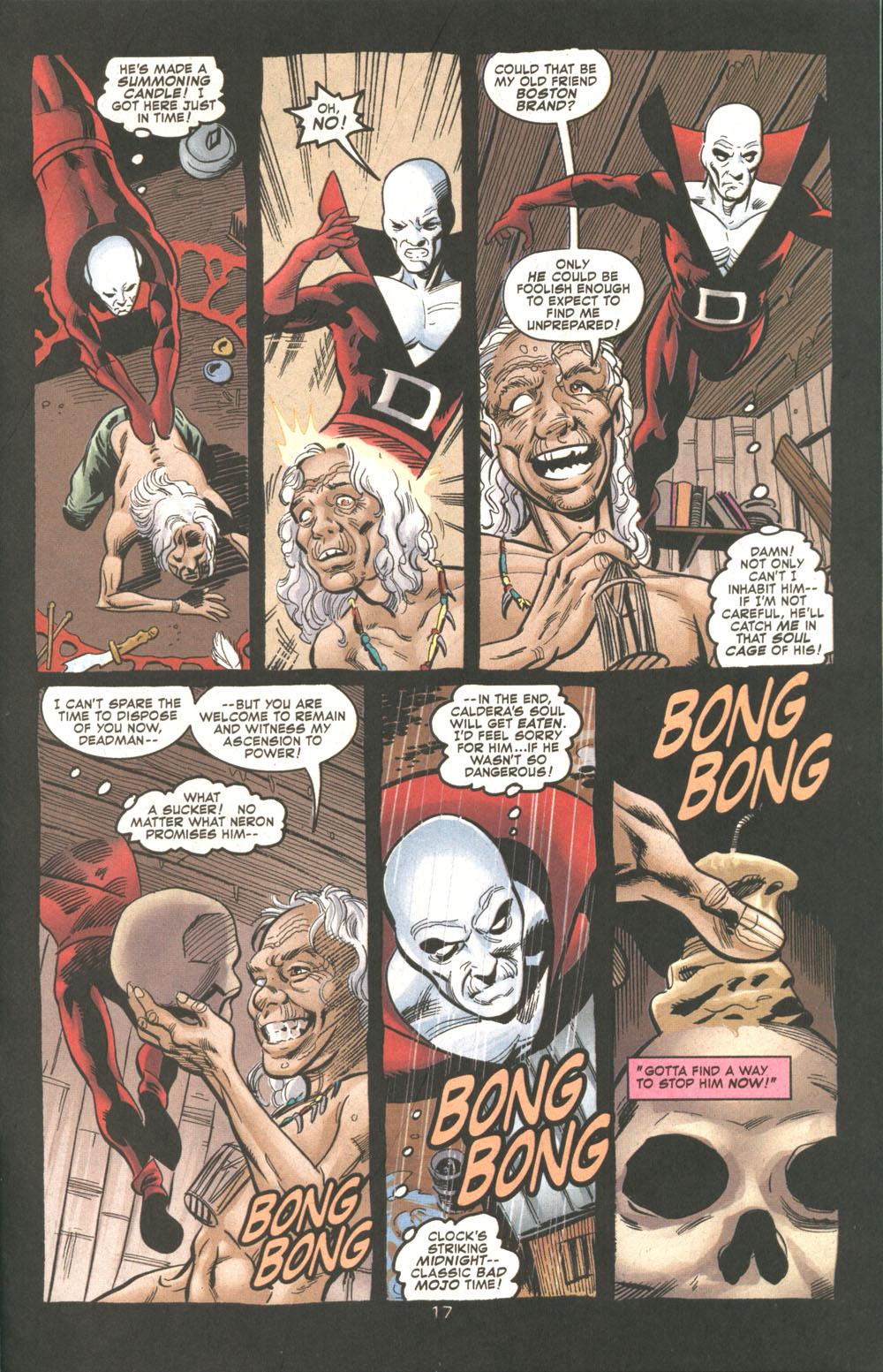 Read online Deadman: Dead Again comic -  Issue #5 - 18