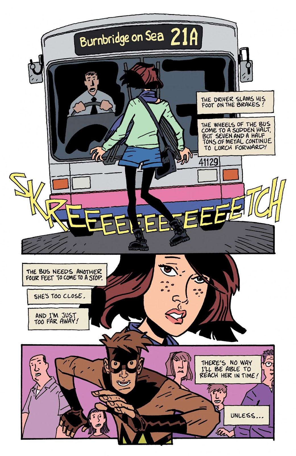 Mudman Issue #4 #4 - English 9