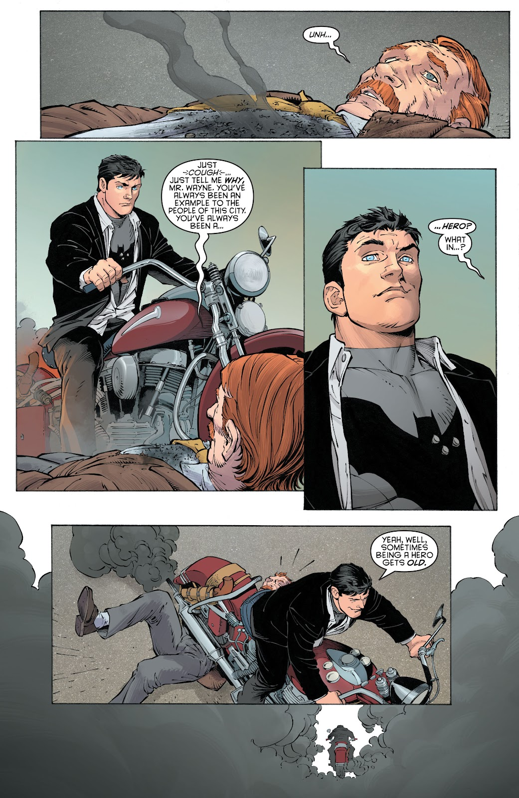 Batman (2011) Issue #19 #34 - English 6