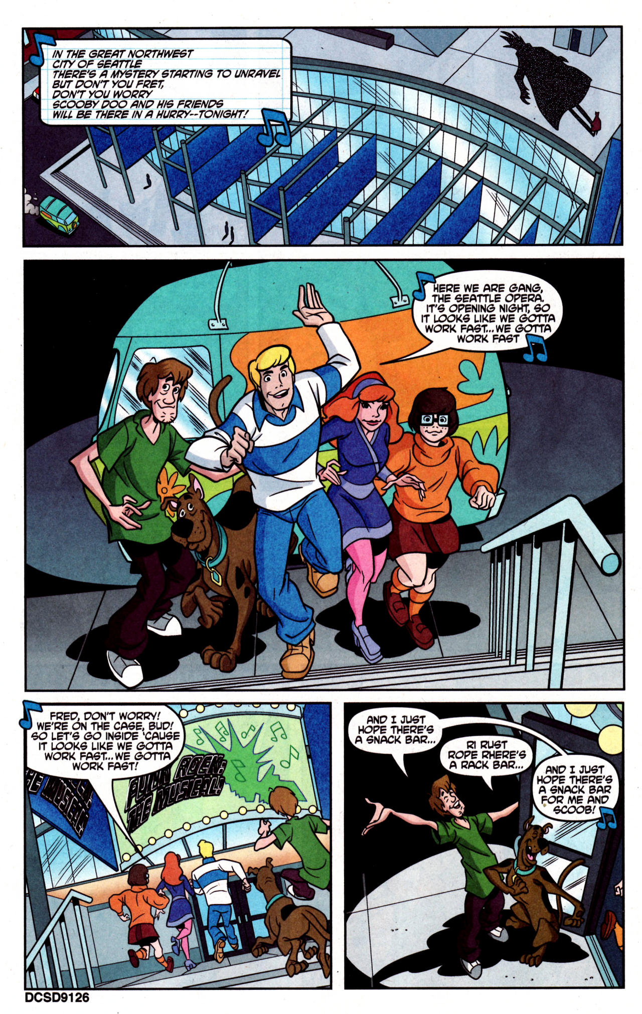 Read online Scooby-Doo (1997) comic -  Issue #128 - 2