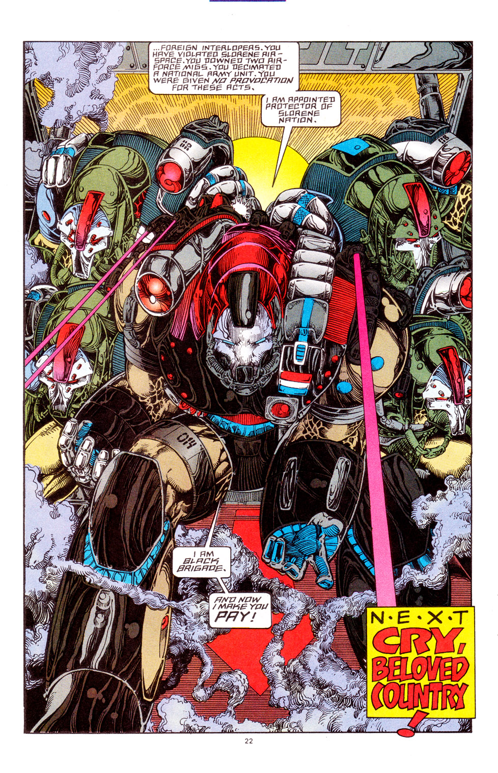 Force Works Issue #4 #4 - English 18
