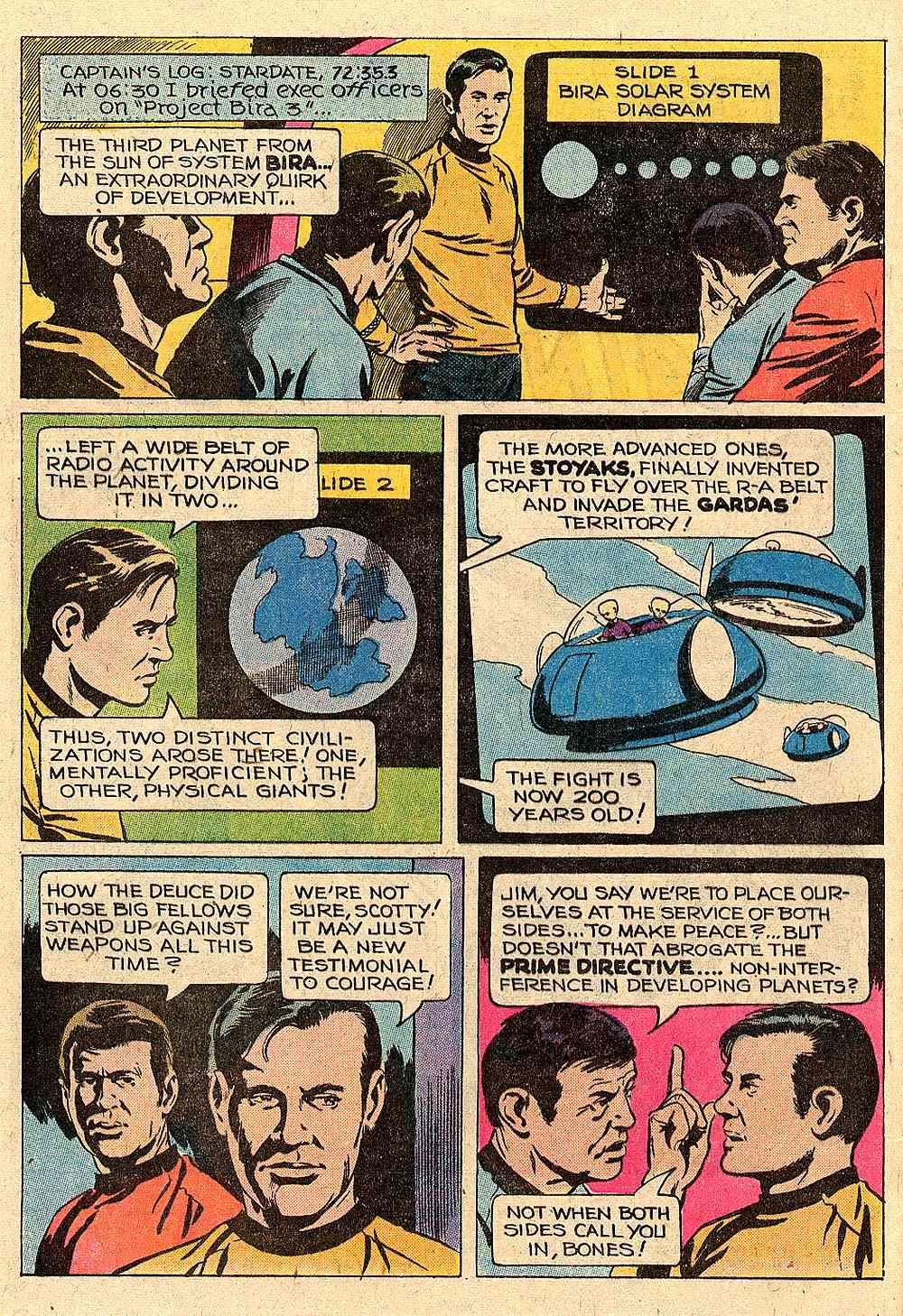 Star Trek (1967) #55 #55 - English 3