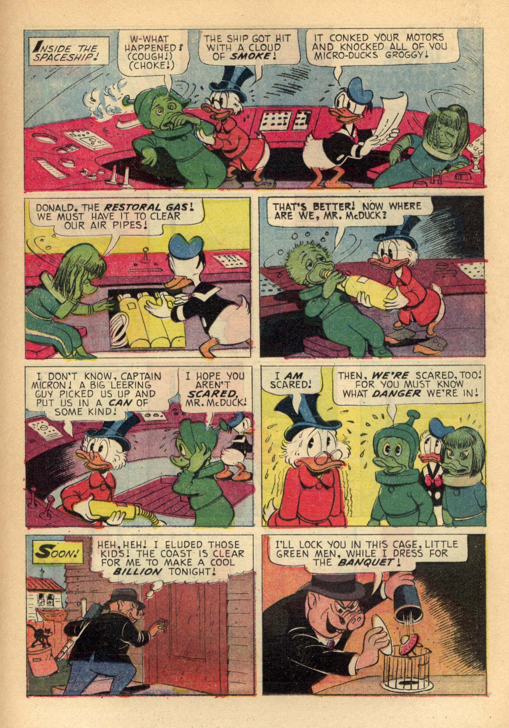 Uncle Scrooge (1953) Issue #65 #65 - English 17