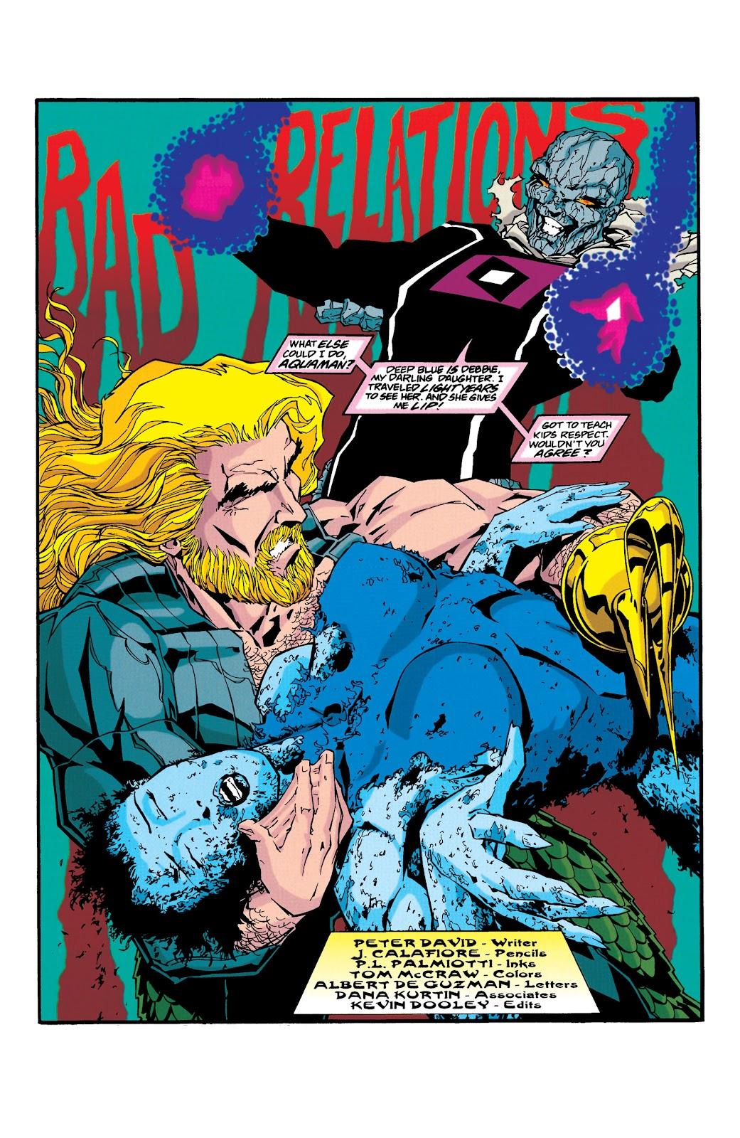 Aquaman (1994) Issue #39 #45 - English 4