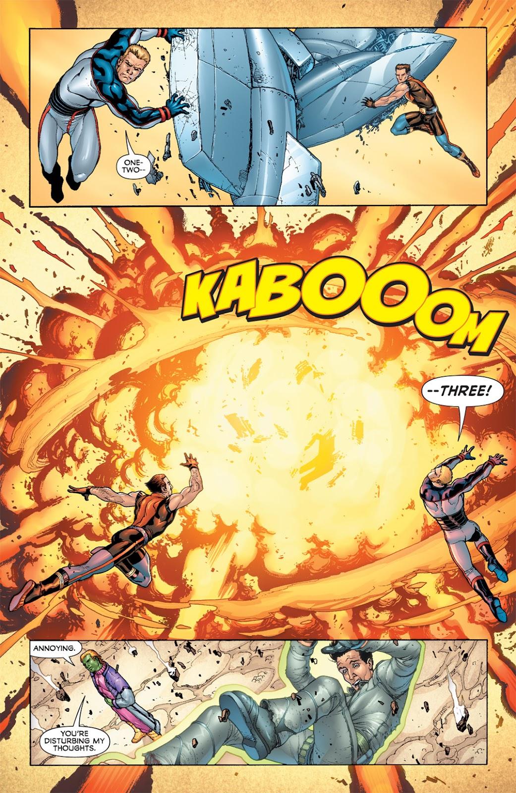 Legion of Super-Heroes (2010) Issue #6 #7 - English 10