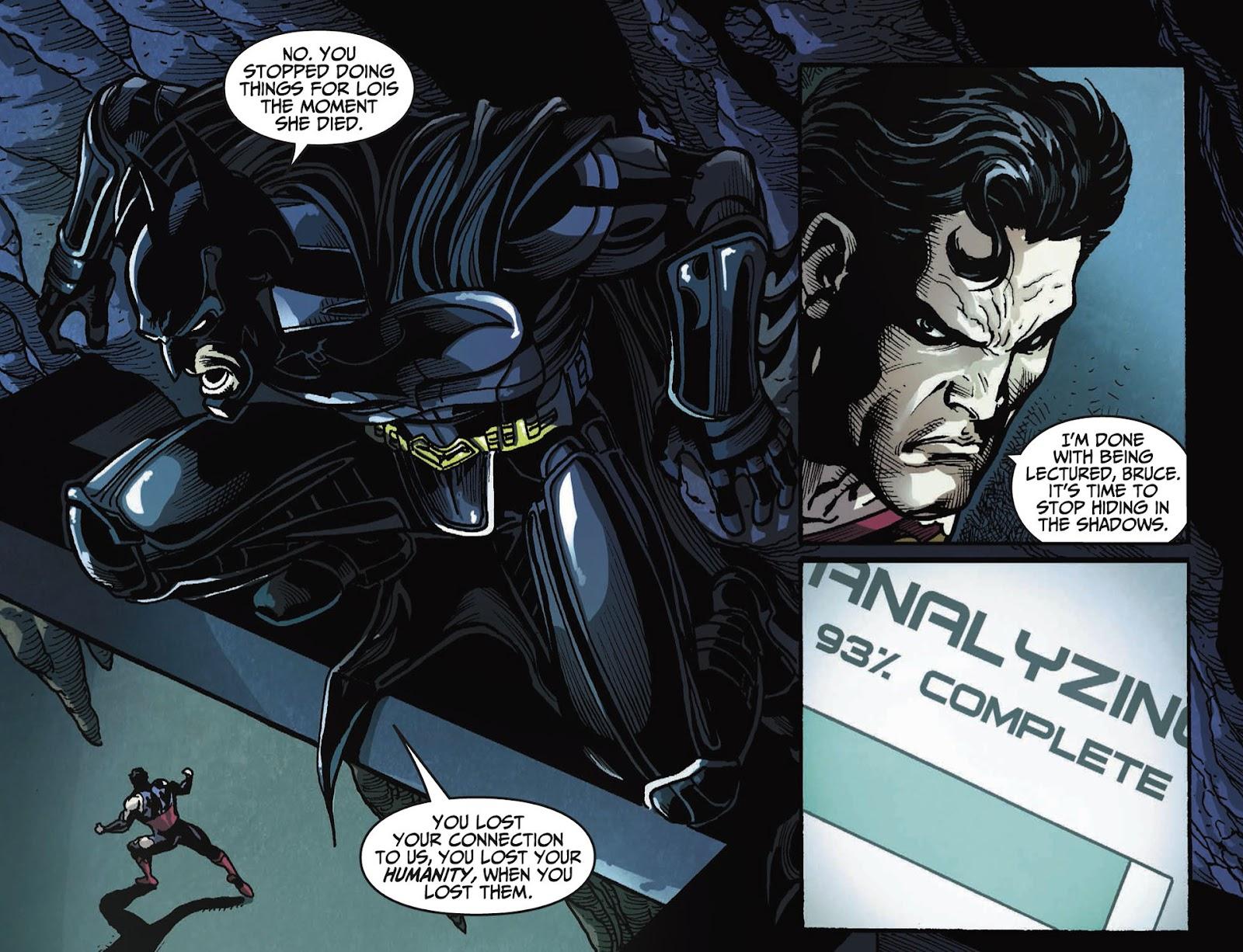 Injustice: Gods Among Us [I] Issue #35 #36 - English 17