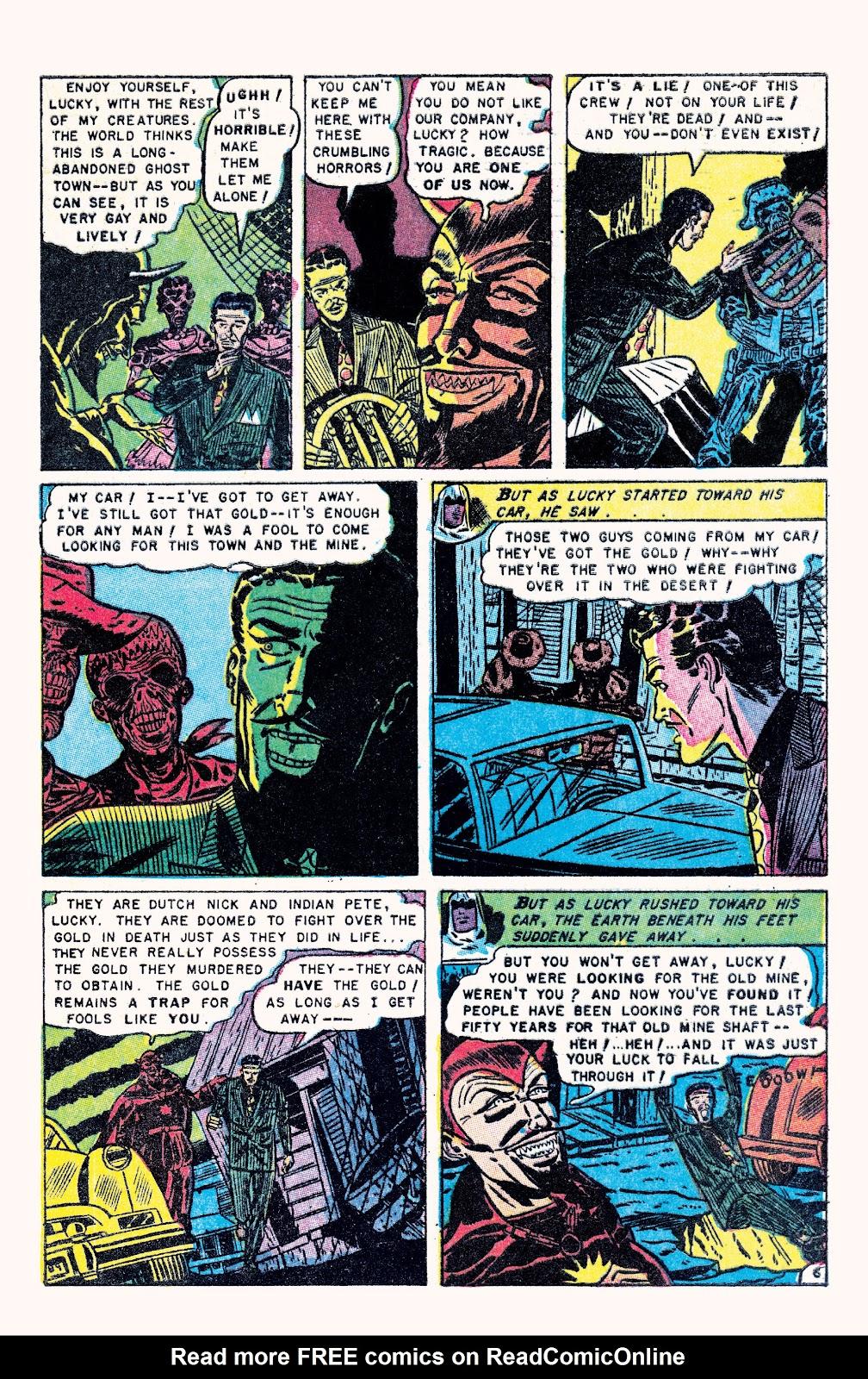 Haunted Horror Issue #20 #20 - English 27
