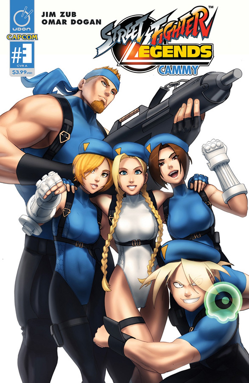 Street Fighter Legends: Cammy Issue #3 #3 - English 1
