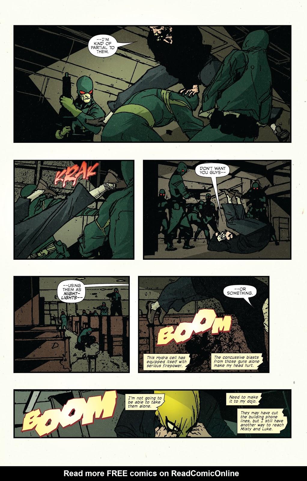 The Immortal Iron Fist Issue #27 #28 - English 8