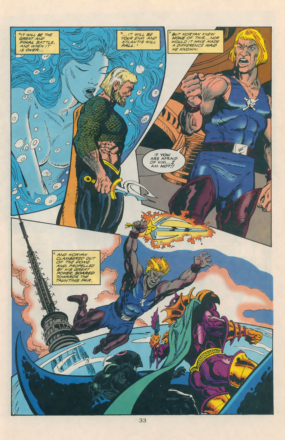 Aquaman (1994) _Annual 2 #2 - English 34