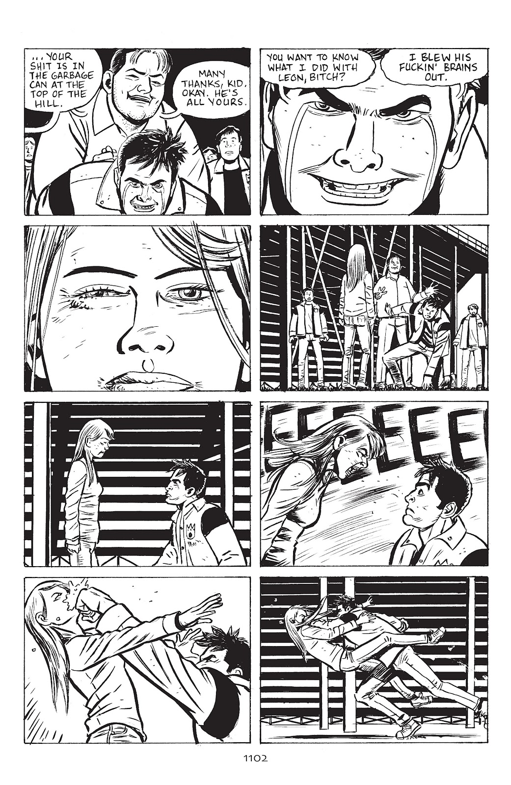 Stray Bullets Issue #41 #41 - English 26
