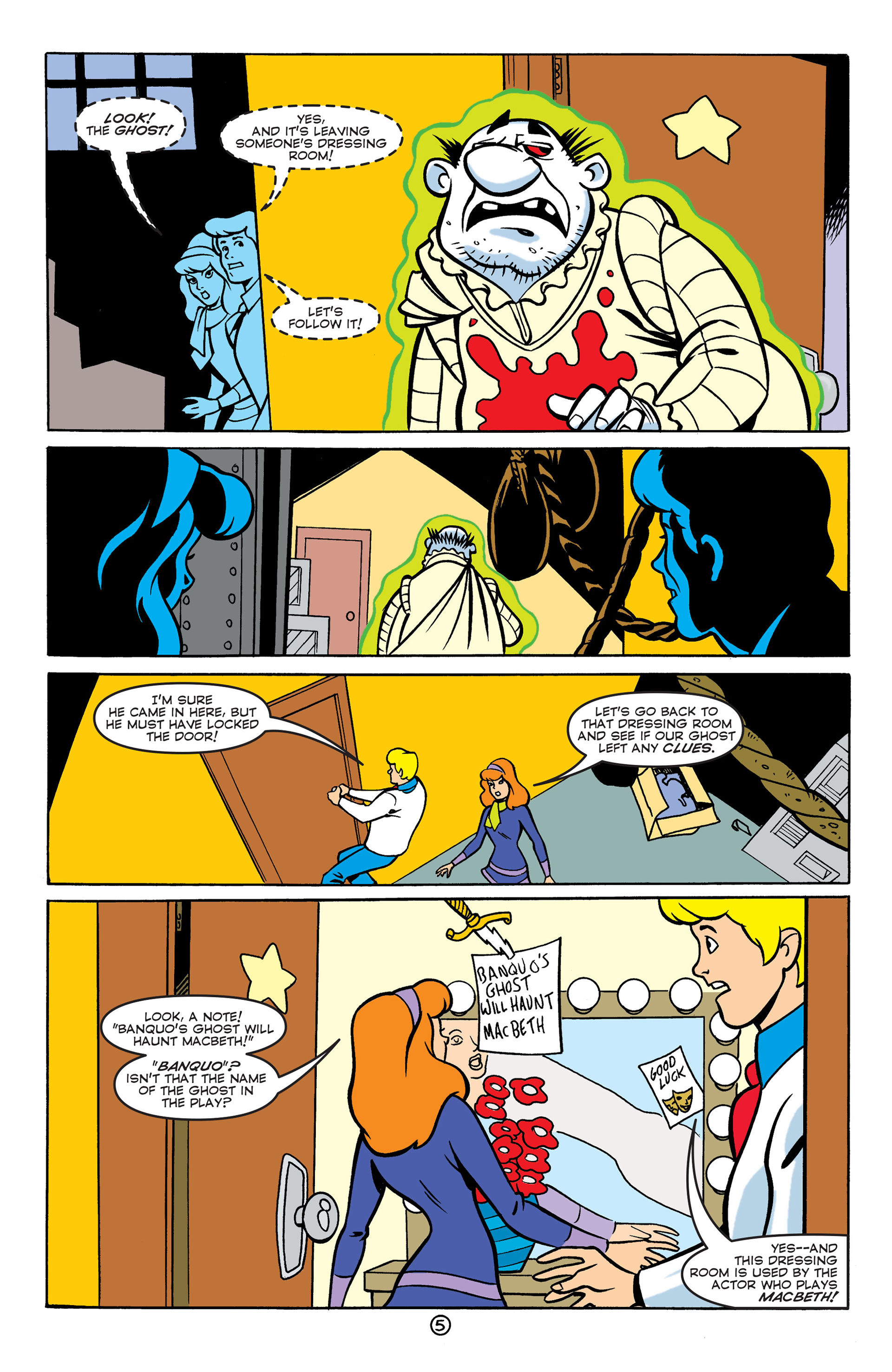 Read online Scooby-Doo (1997) comic -  Issue #52 - 16