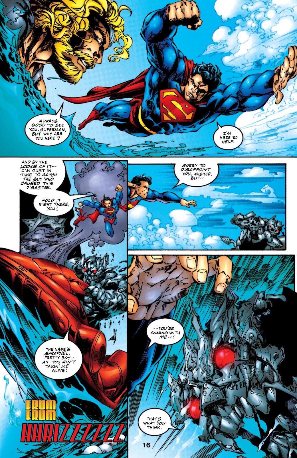 Aquaman (1994) Issue #53 #59 - English 17
