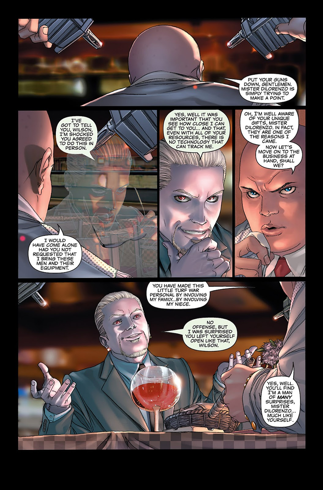 X-23: Target X Issue #3 #3 - English 7