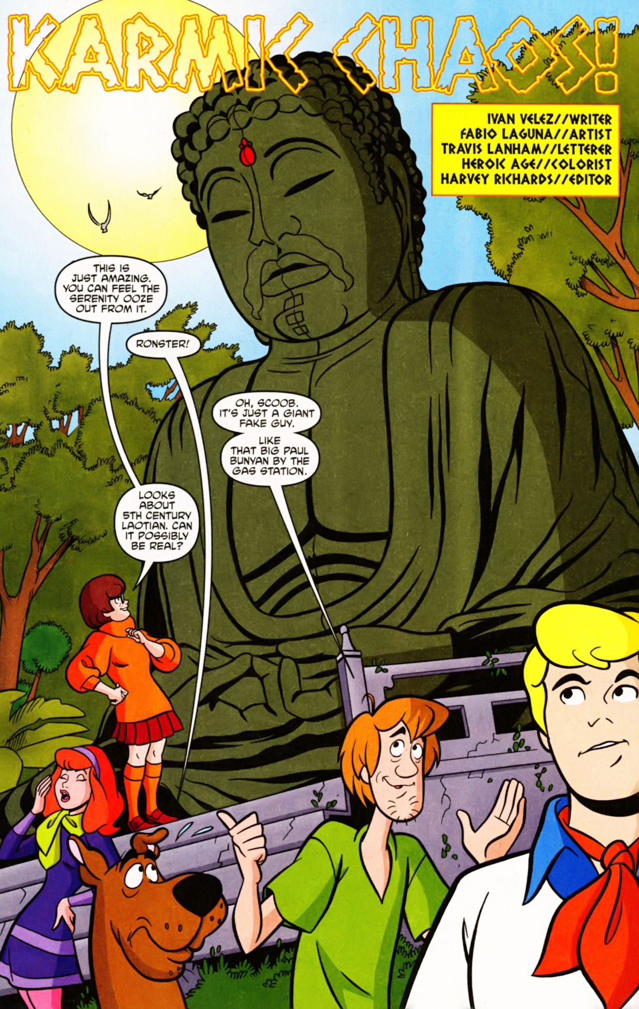 Read online Scooby-Doo (1997) comic -  Issue #152 - 14