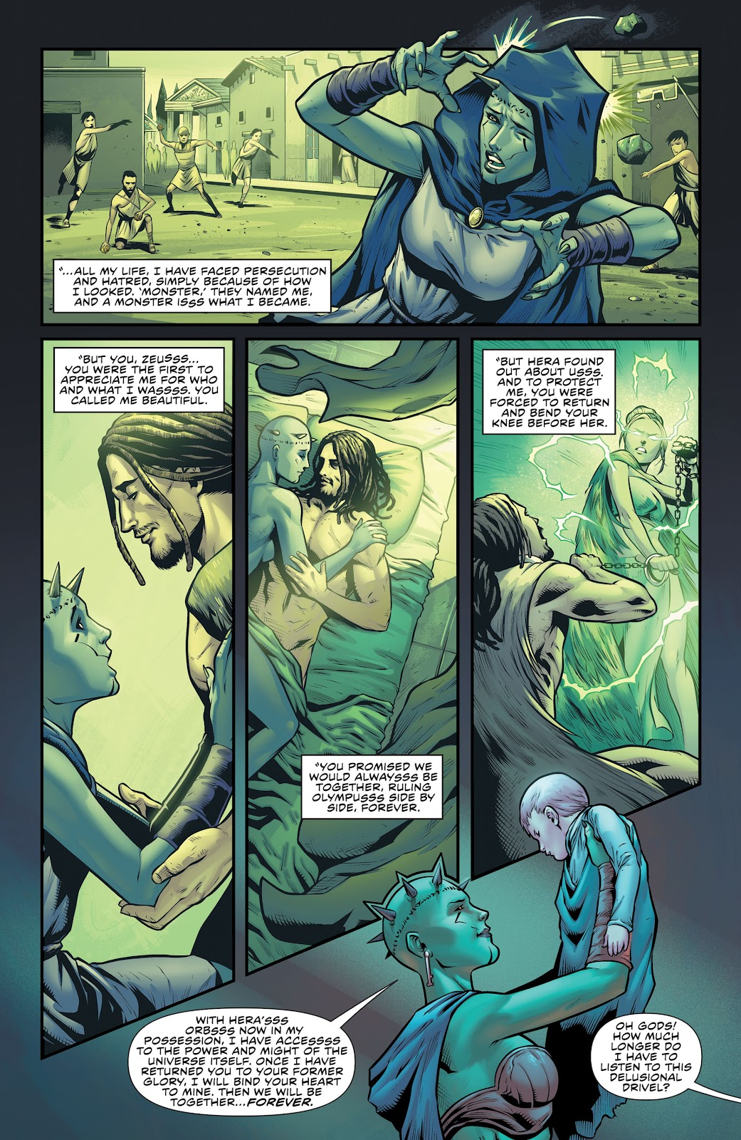 Wonder Woman (2011) Issue #52 #56 - English 6