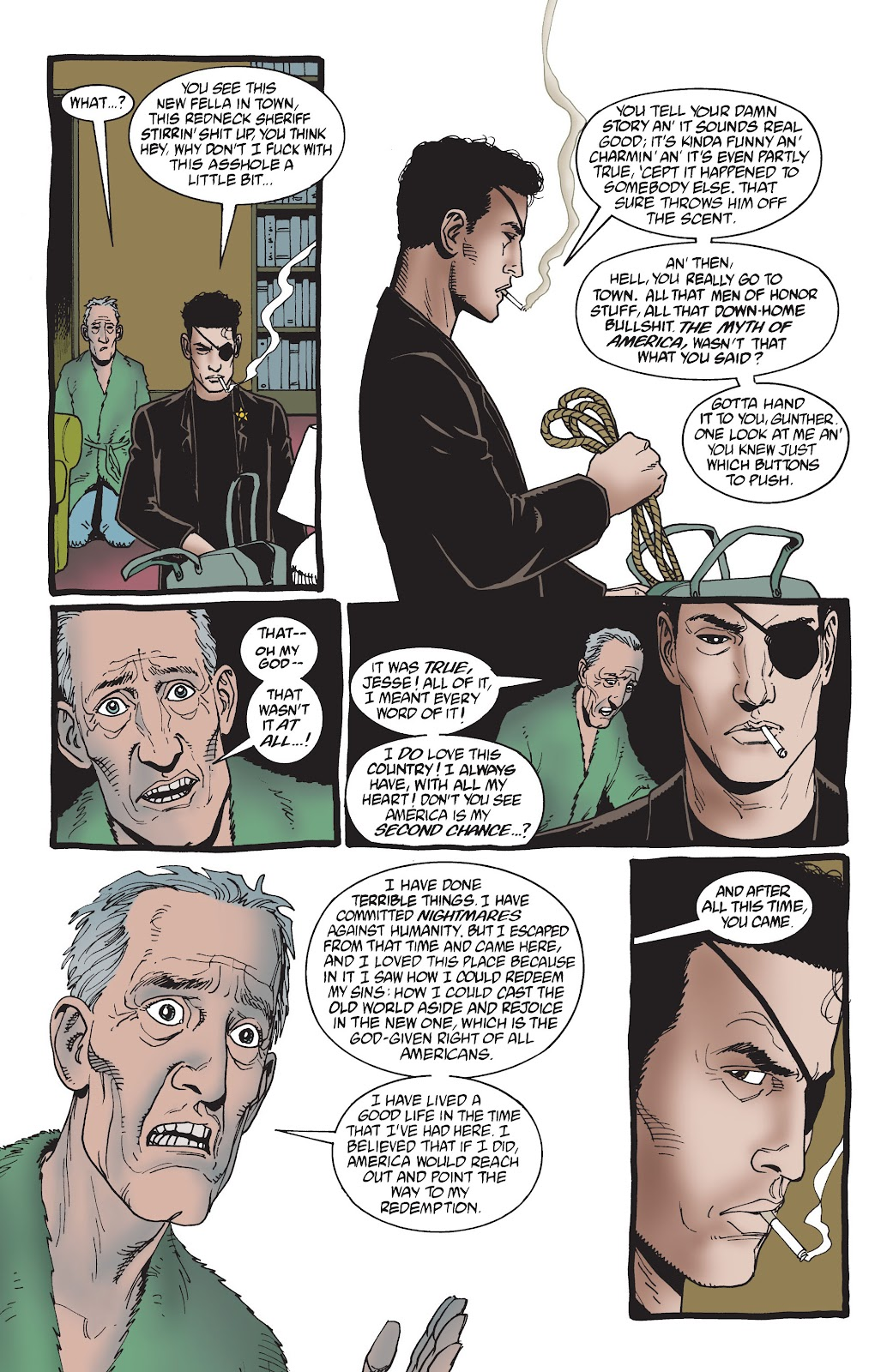 Preacher Issue #48 #57 - English 14