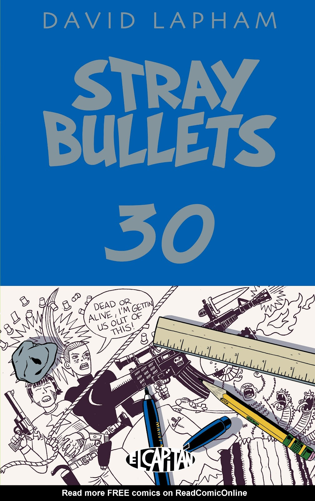 Stray Bullets Issue #30 #30 - English 1