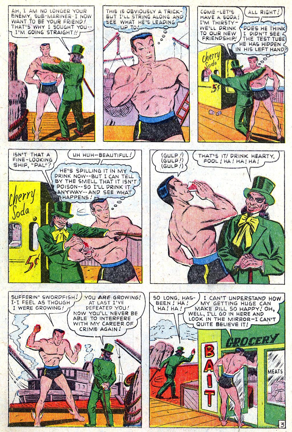 Sub-Mariner Comics #31 #31 - English 4