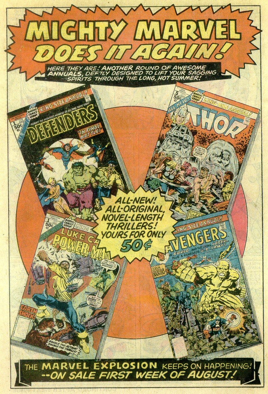 Strange Tales (1951) Issue #188 #190 - English 22