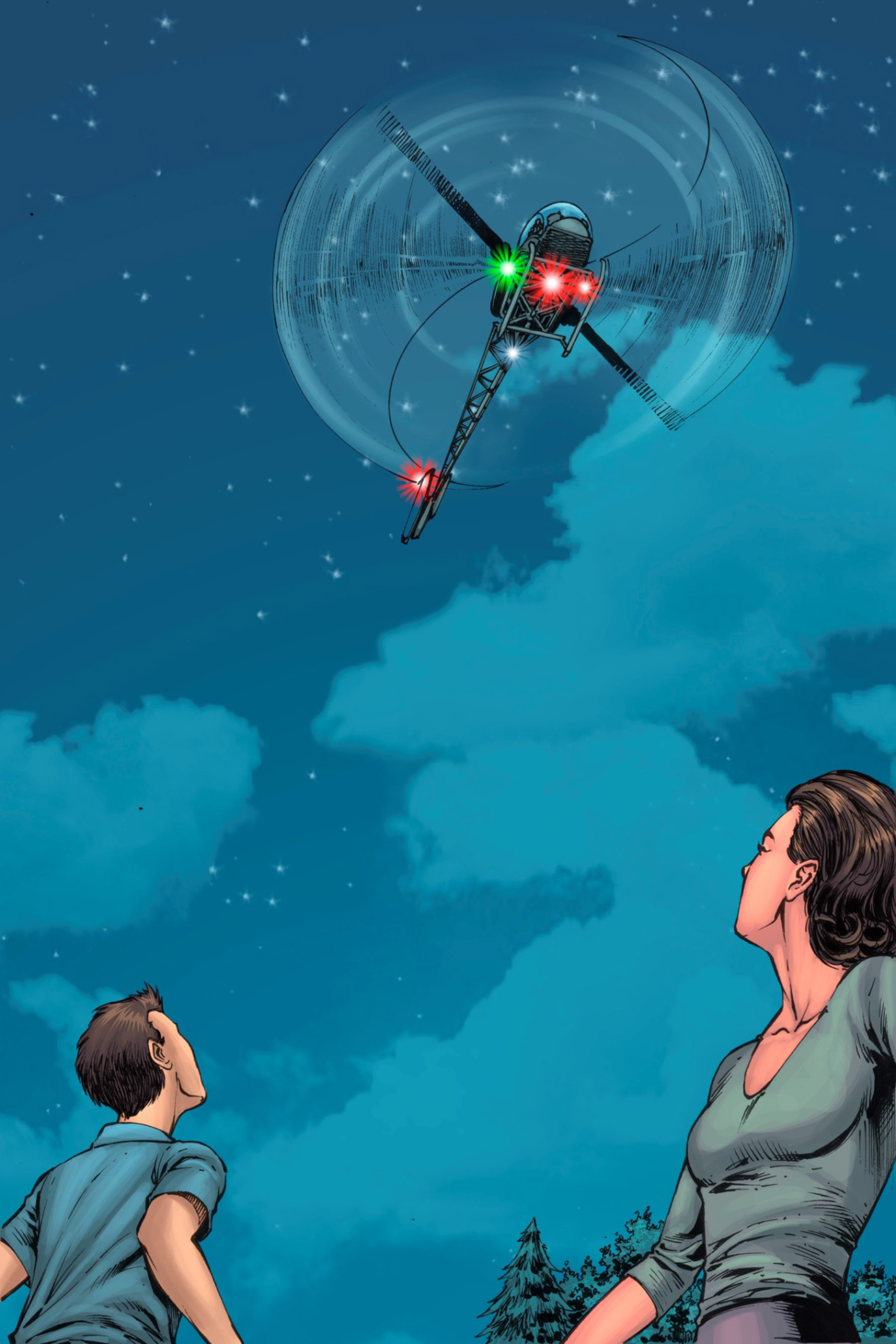 Read online Z-Men comic -  Issue #3 - 34