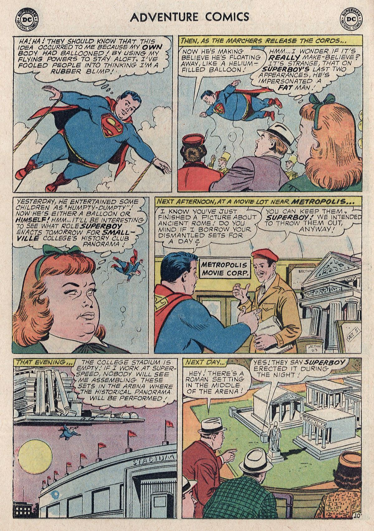 Read online Adventure Comics (1938) comic -  Issue #298 - 12