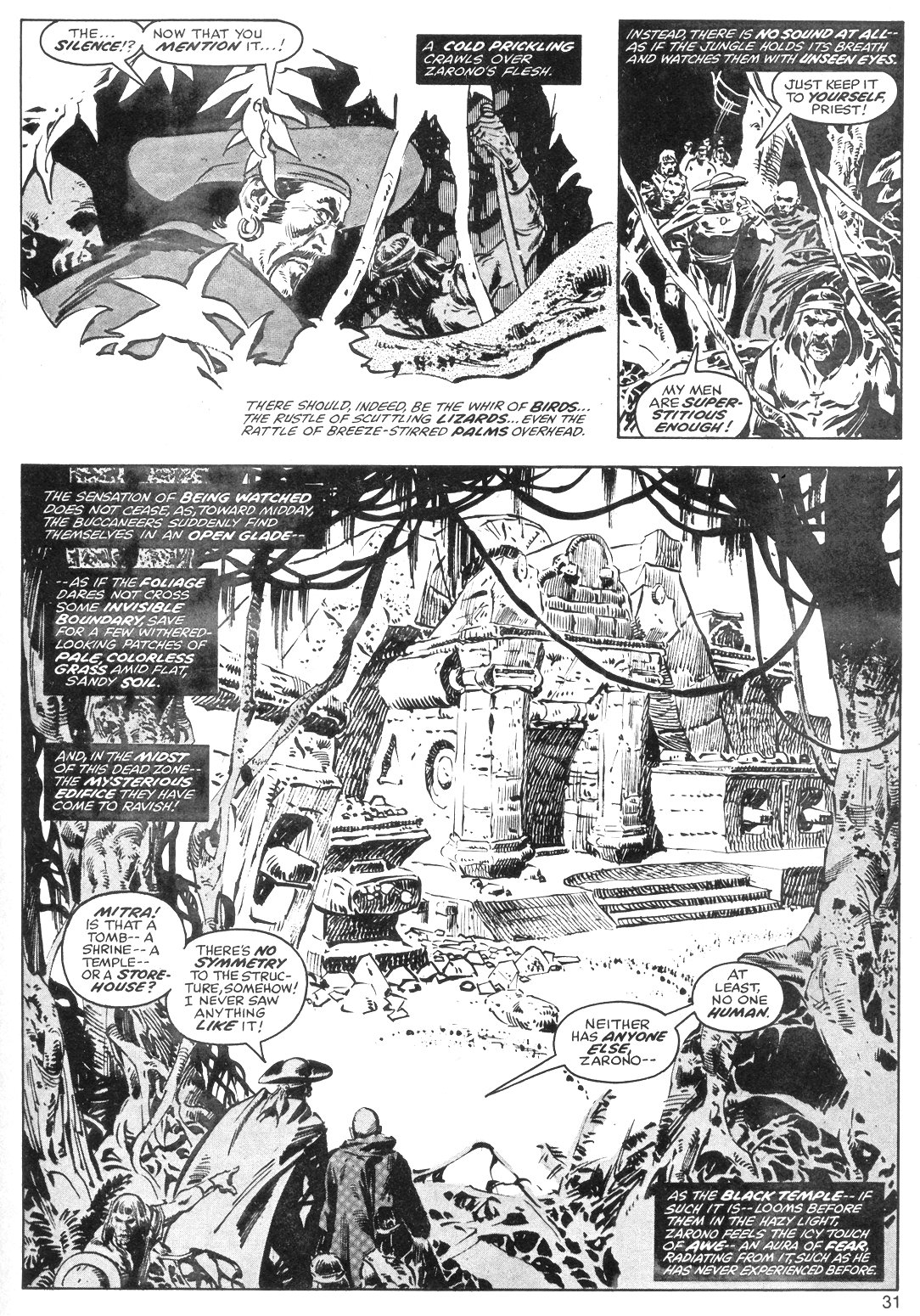 The Savage Sword Of Conan Issue #40 #41 - English 31