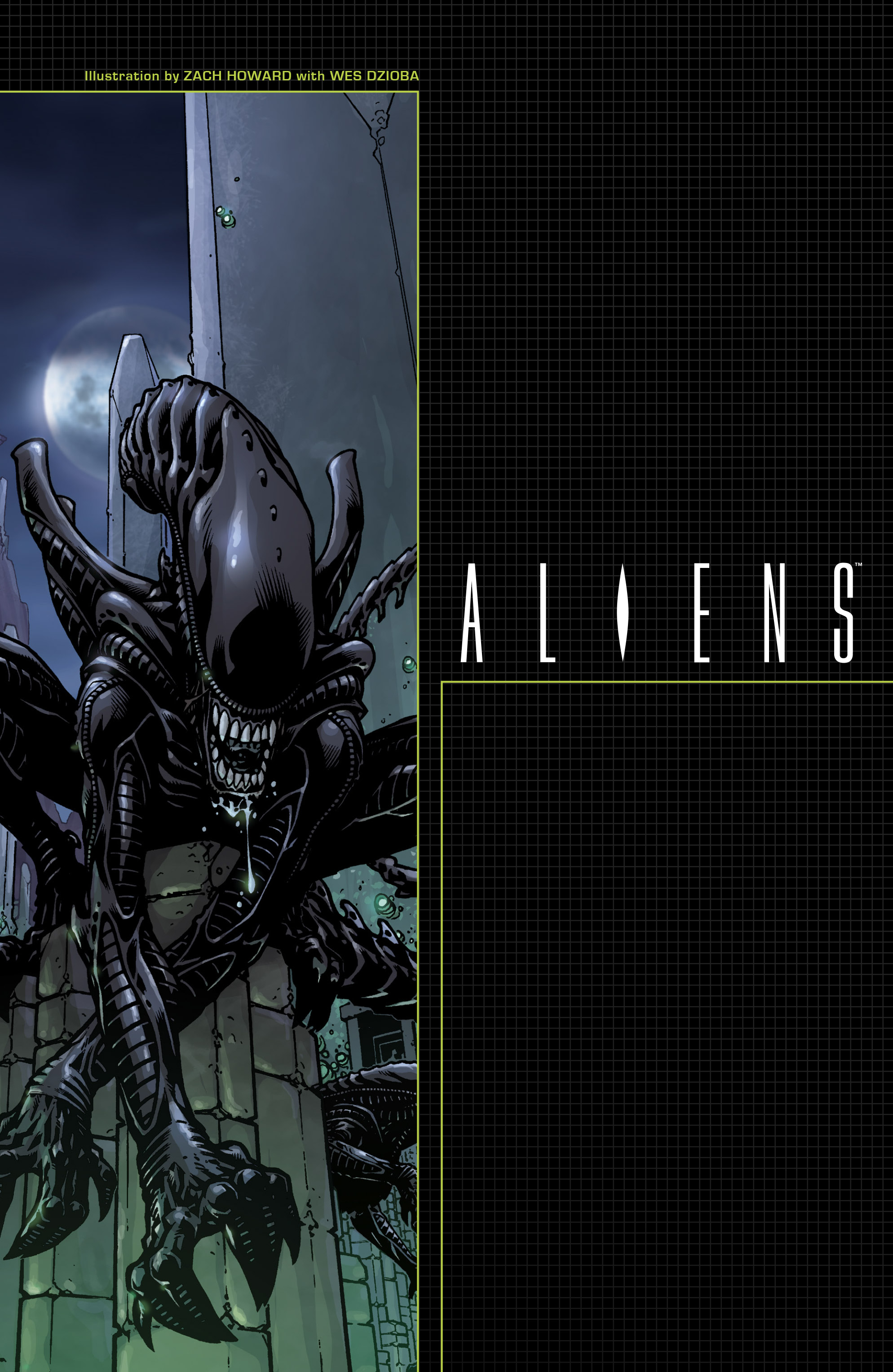 Aliens (2009) TPB Page 1