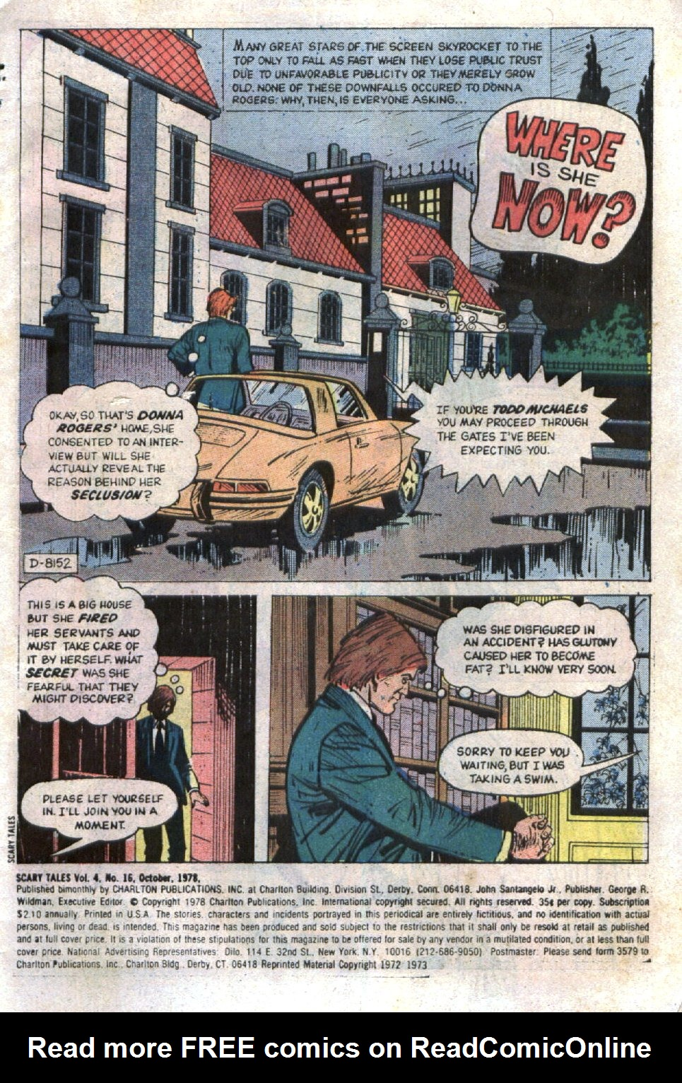 Read online Scary Tales comic -  Issue #16 - 3