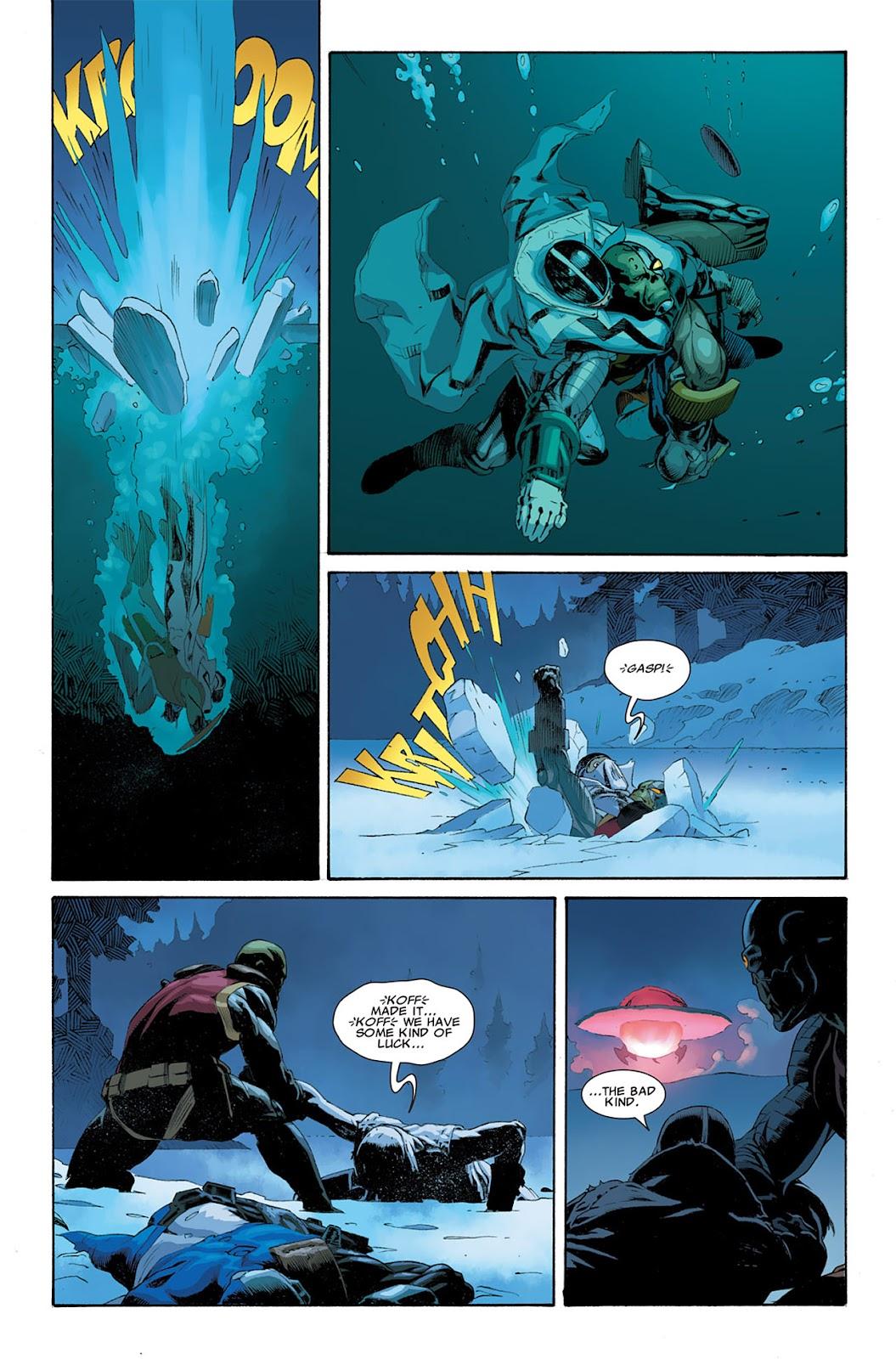 Uncanny X-Force (2010) Issue #6 #7 - English 16
