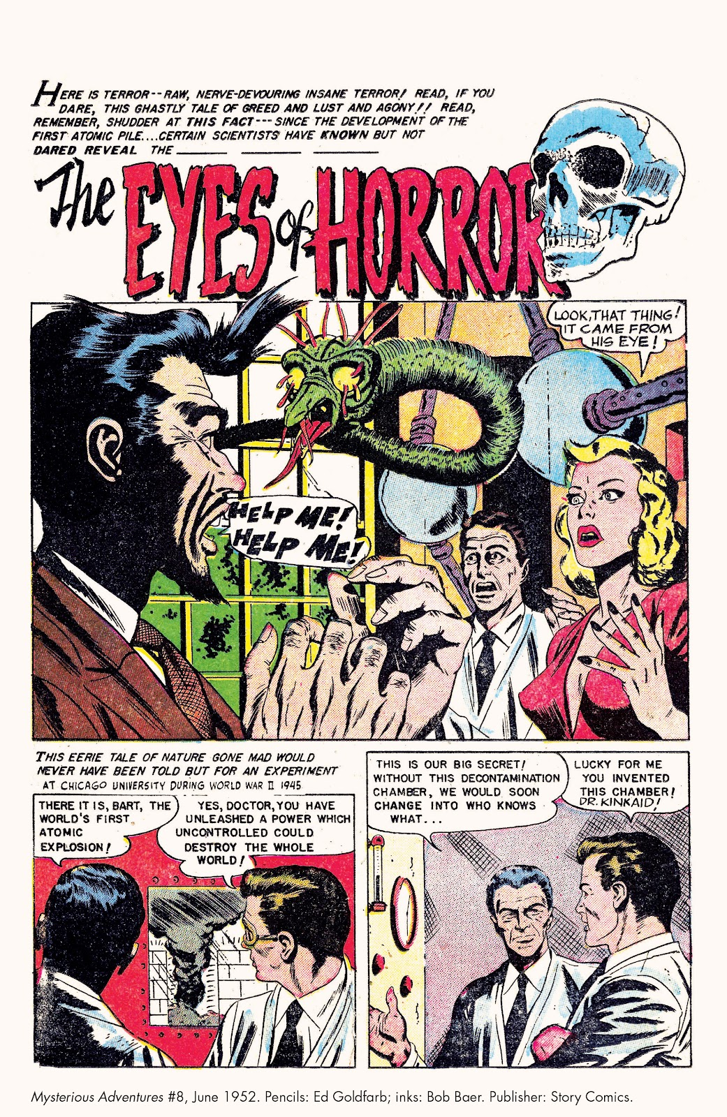 Haunted Horror Issue #27 #27 - English 30
