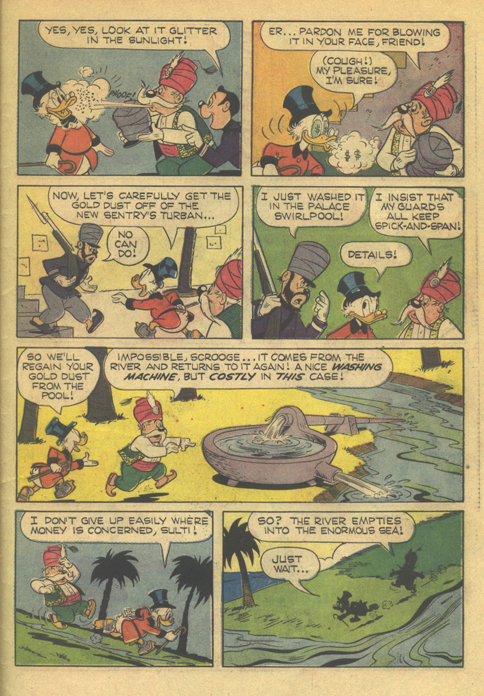 Uncle Scrooge (1953) Issue #79 #79 - English 27