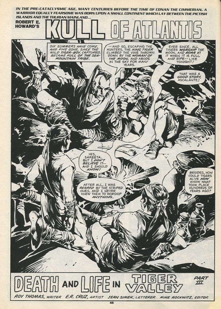 The Savage Sword Of Conan Issue #192 #193 - English 48