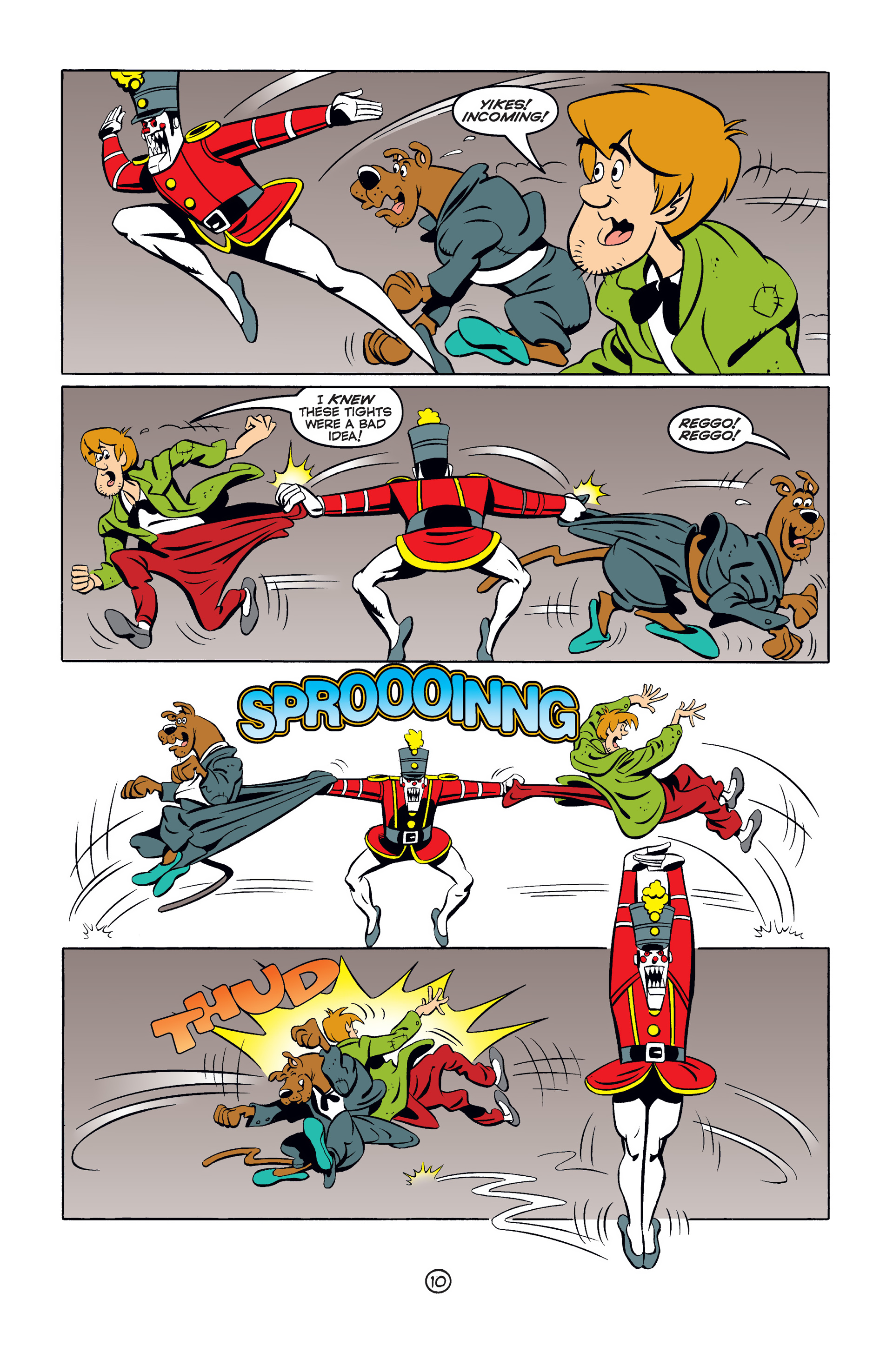 Read online Scooby-Doo (1997) comic -  Issue #43 - 11