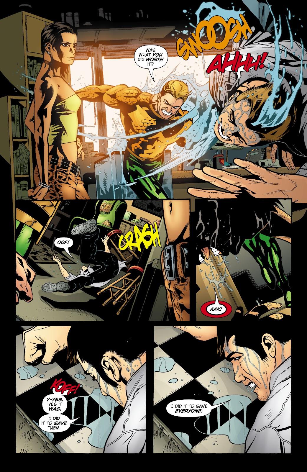 Aquaman (2003) Issue #19 #19 - English 7